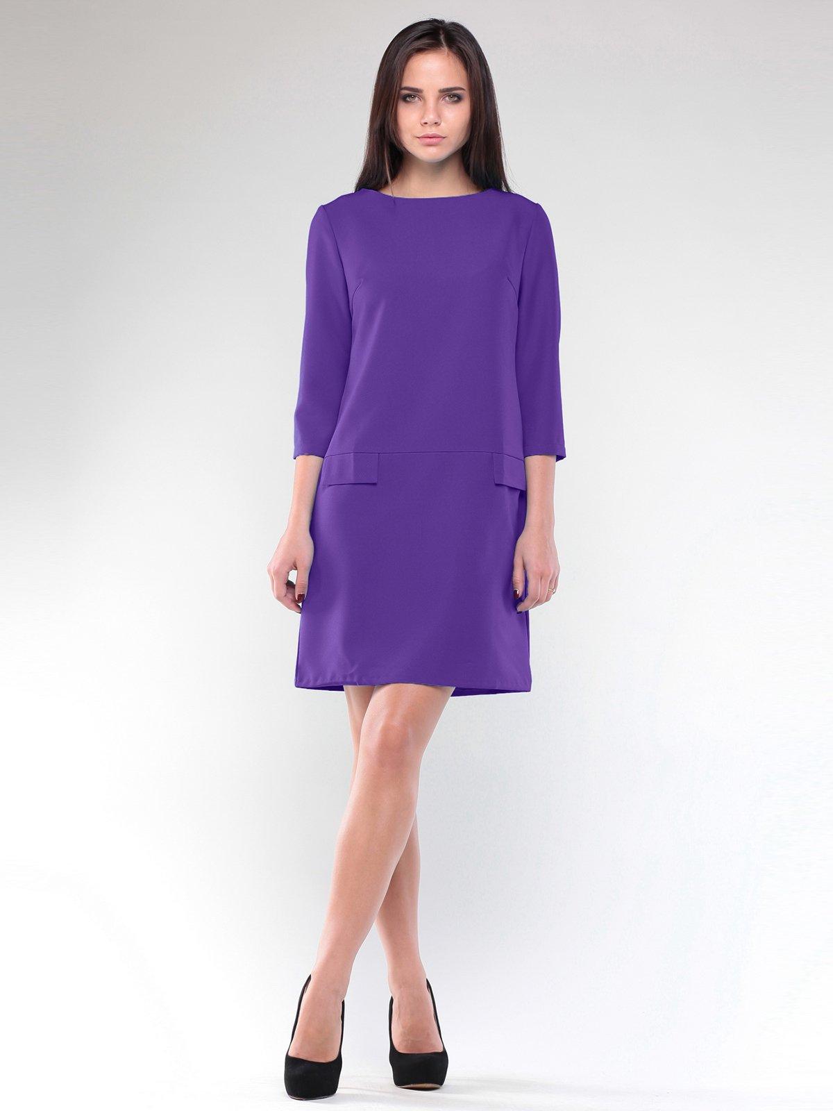 Платье фиалковое | 1970119