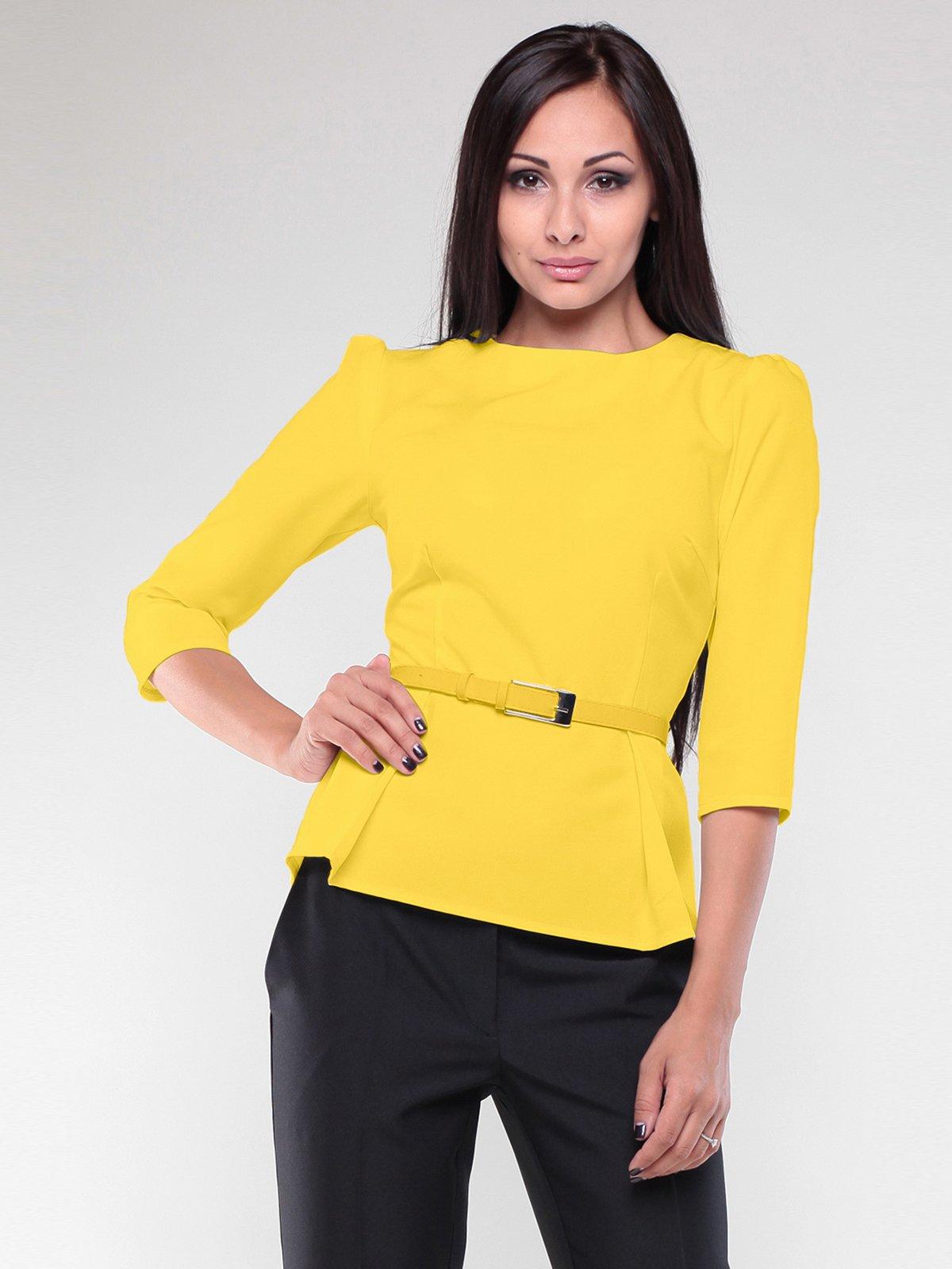 Блуза жовта | 1970148