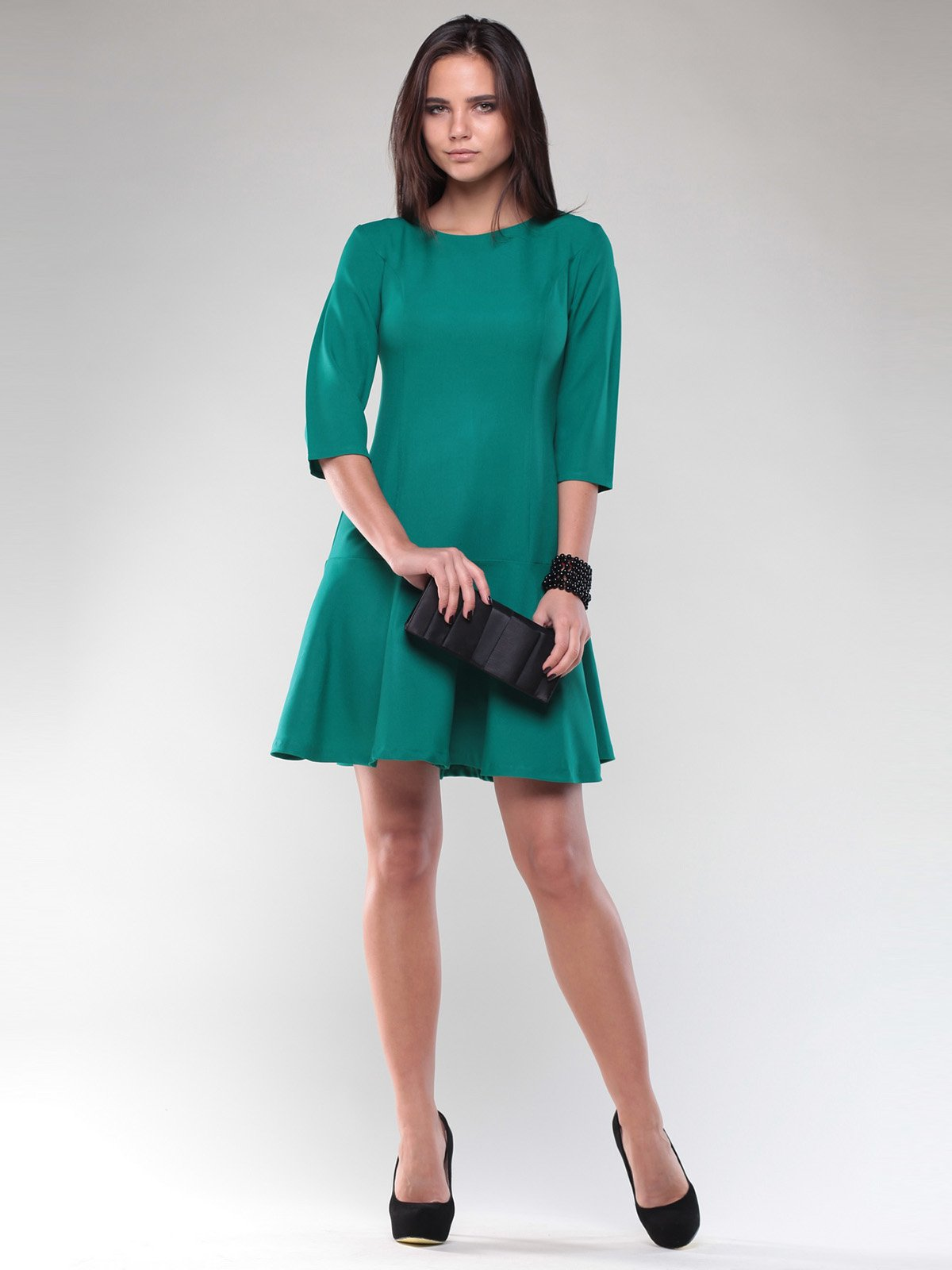 Платье зеленое | 1970863