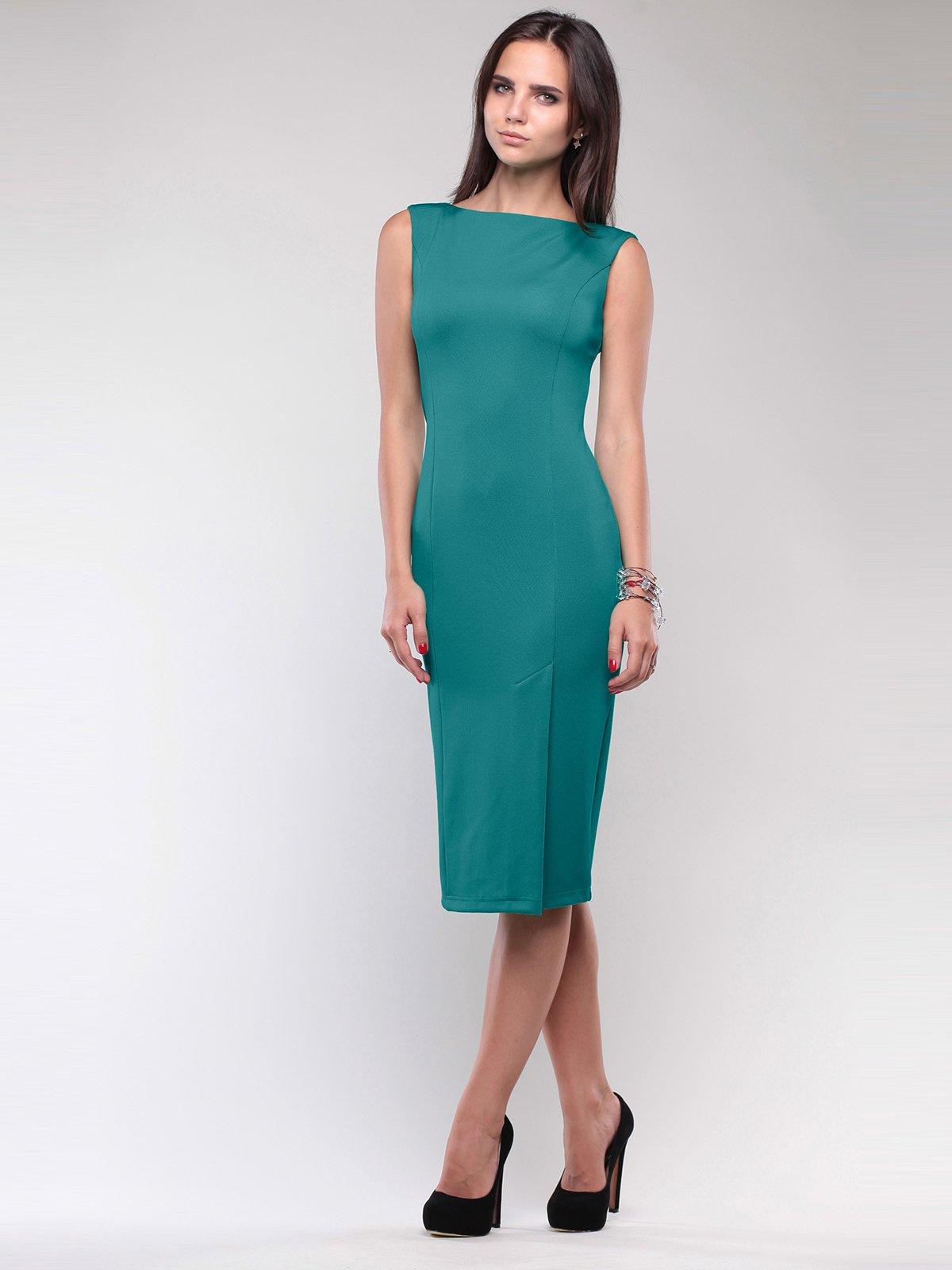 Сукня темно-смарагдового кольору   1969848