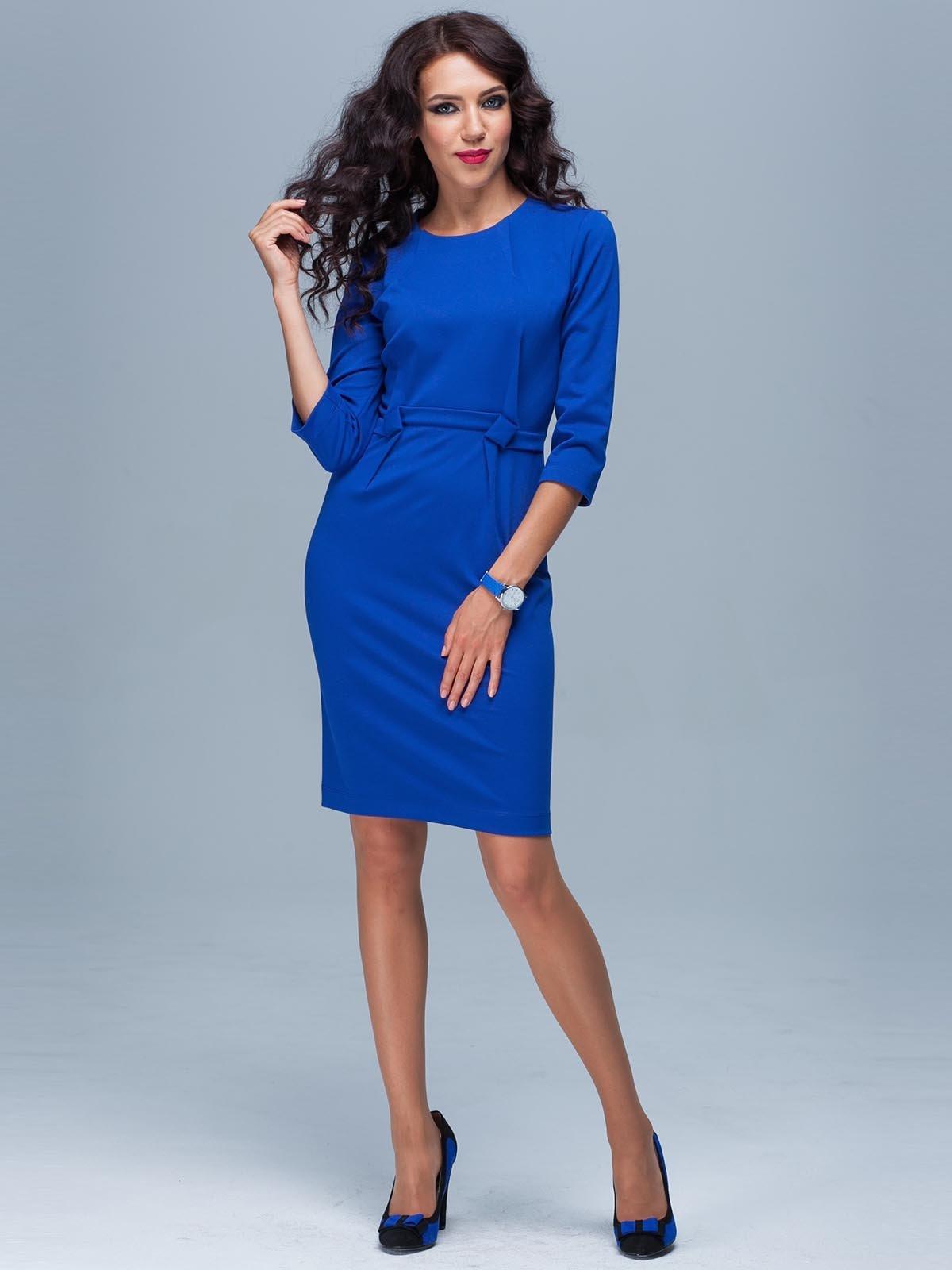 Платье синее | 1960119
