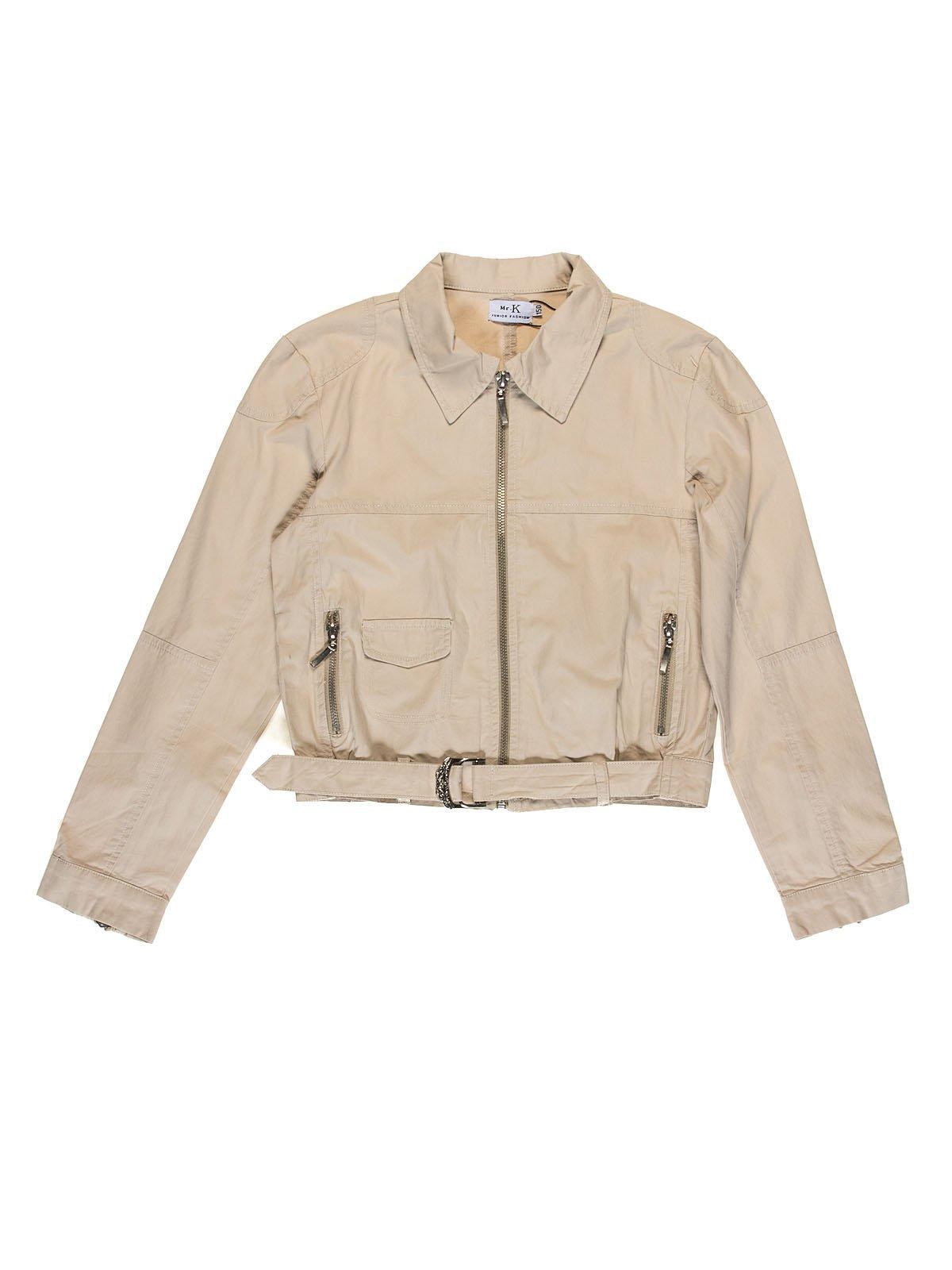Куртка бежева | 1913234