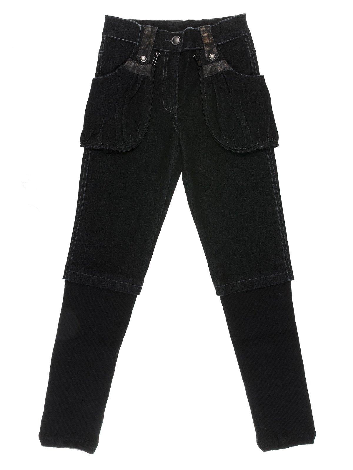 Бриджі чорні   1976641