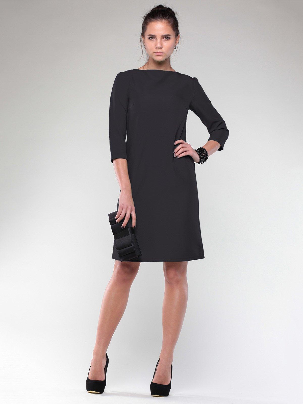 Платье черное   1995281