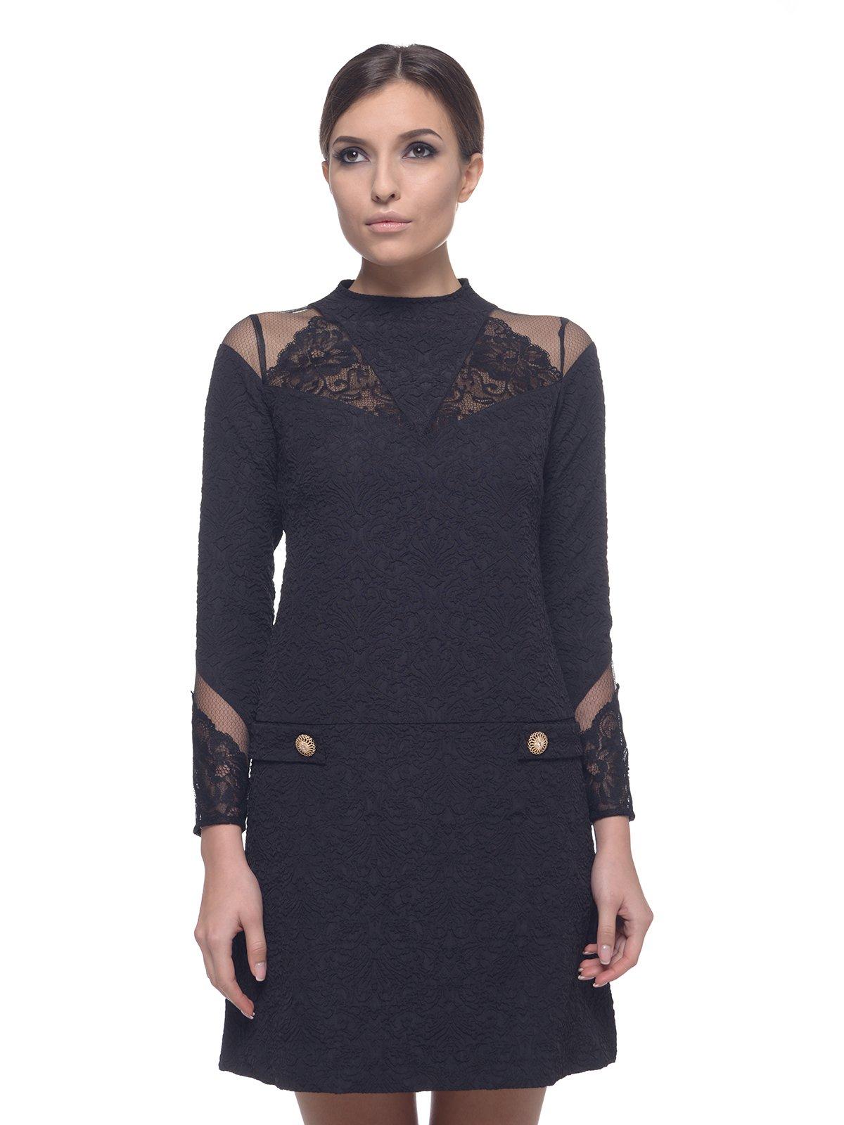 Платье черное | 1857322