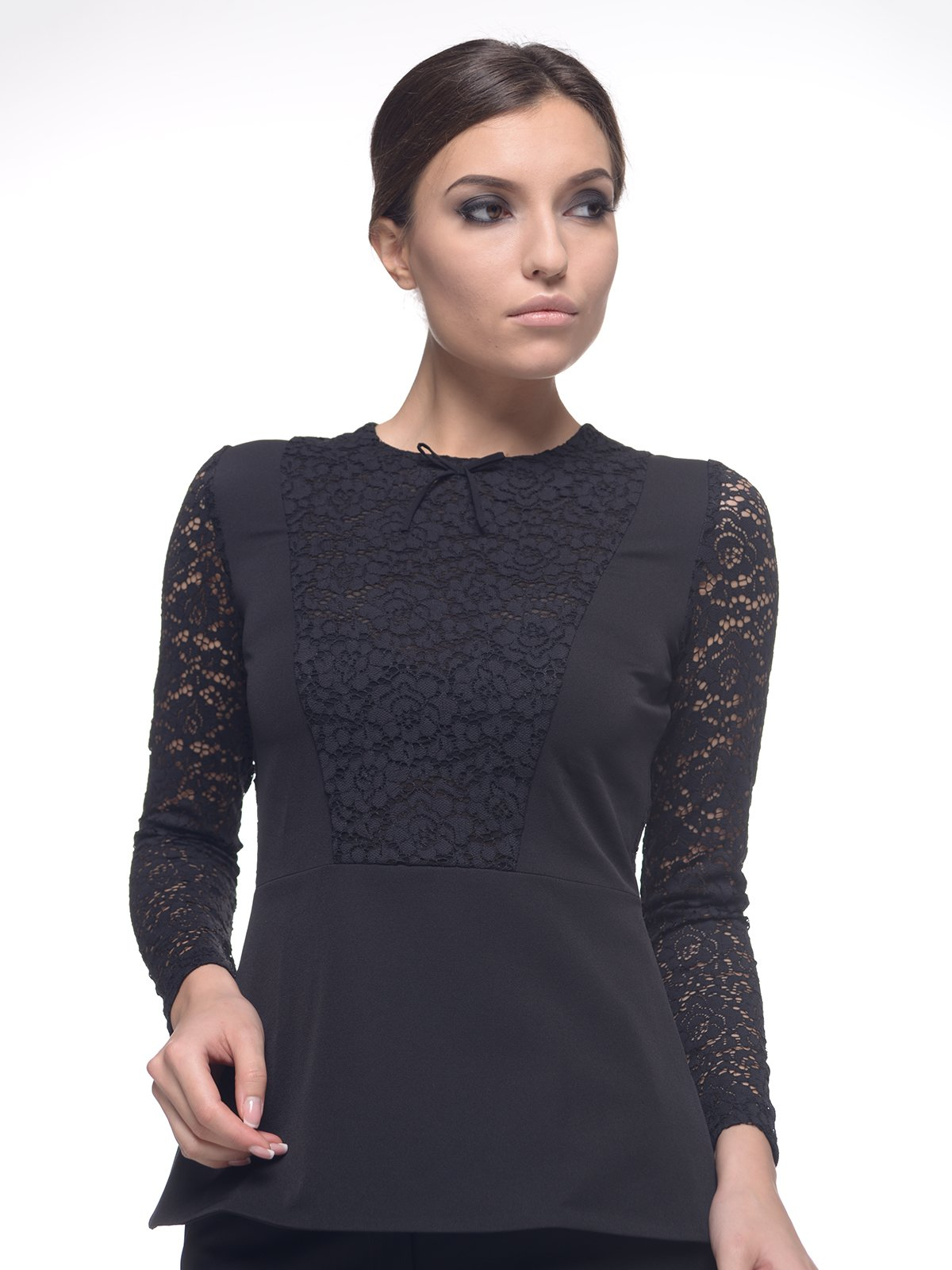 Блуза черная | 1902649