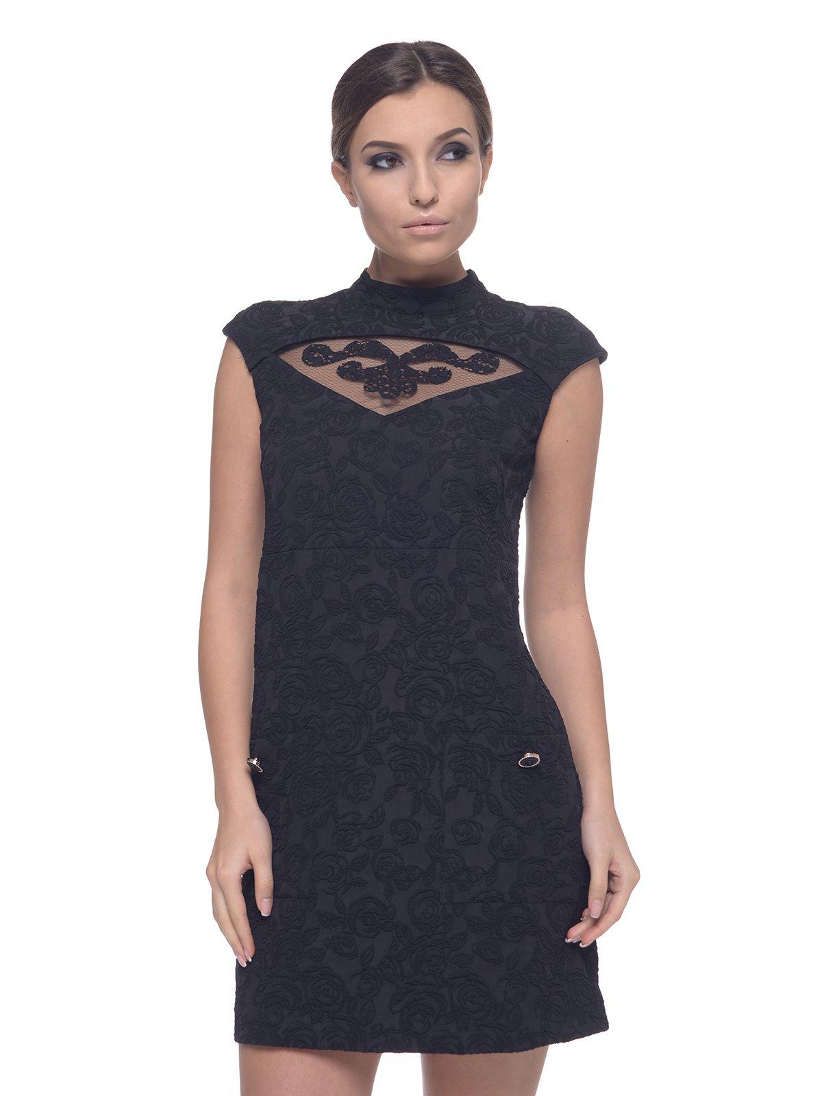 Платье черное | 1902650