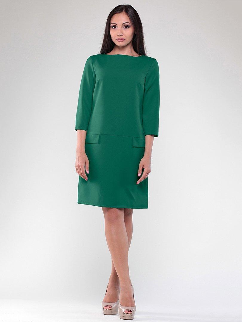 Платье зеленое | 2005533