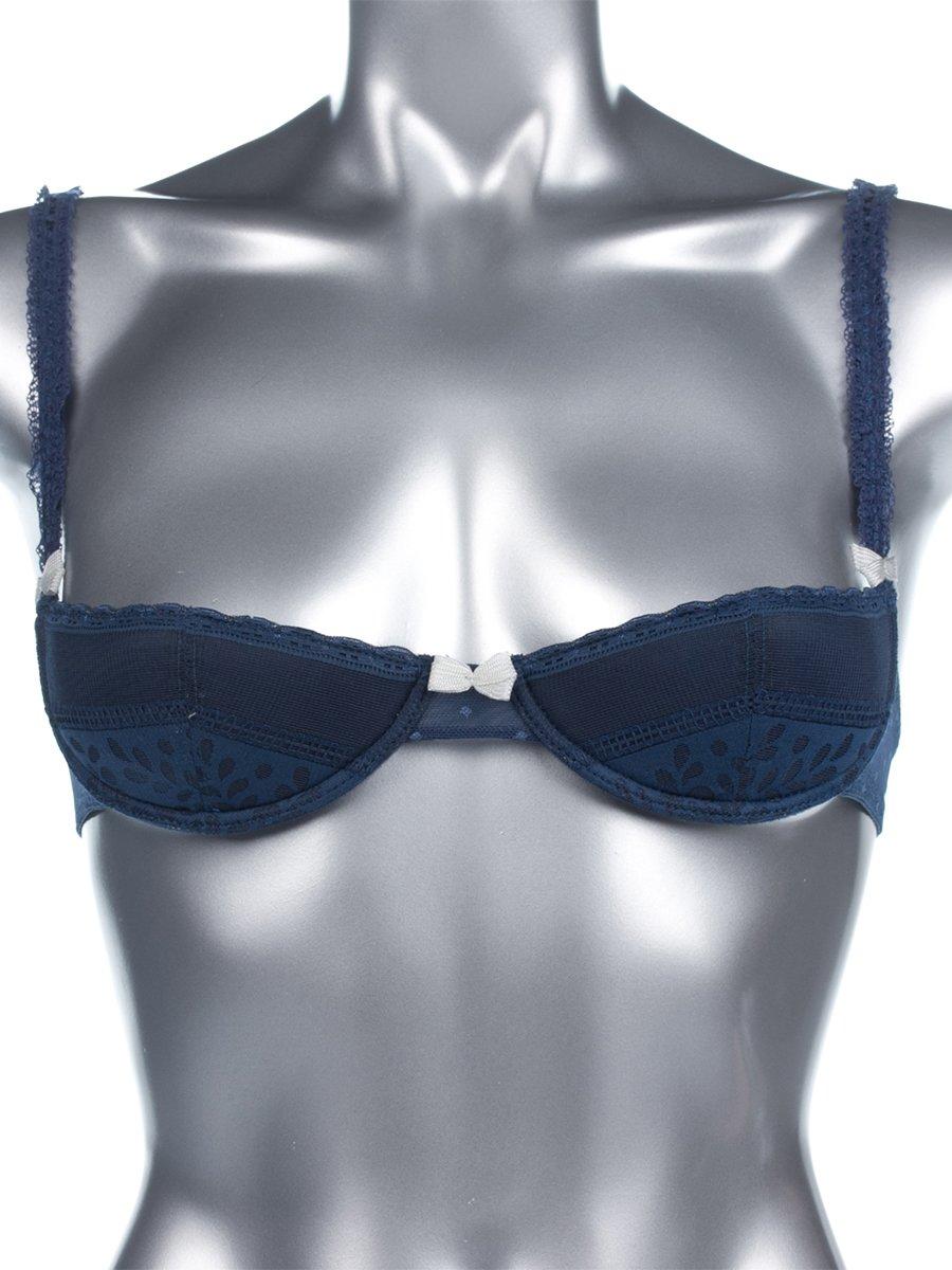Бюстгальтер синій   2004502