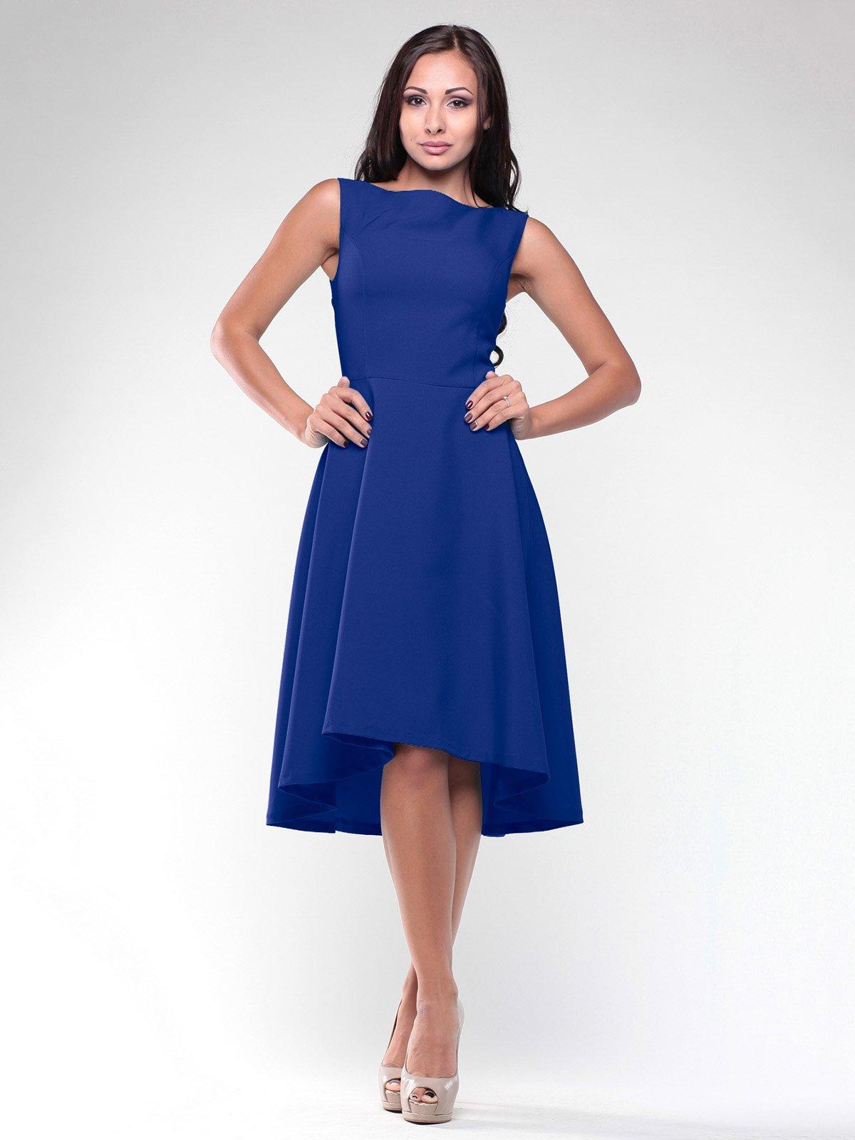 Платье цвета электрик   2005572