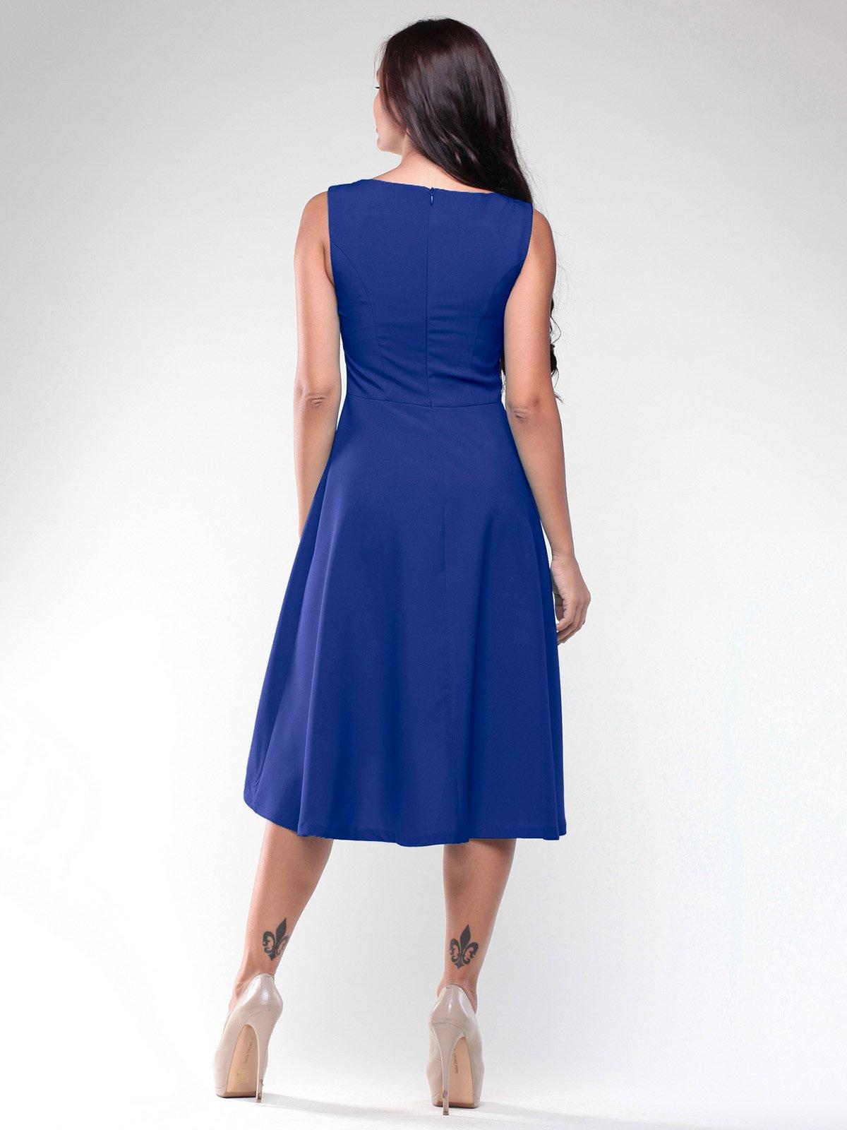 Платье цвета электрик   2005572   фото 2