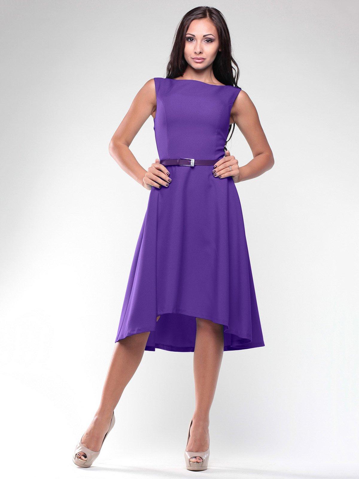 Платье фиалкового цвета | 2005576