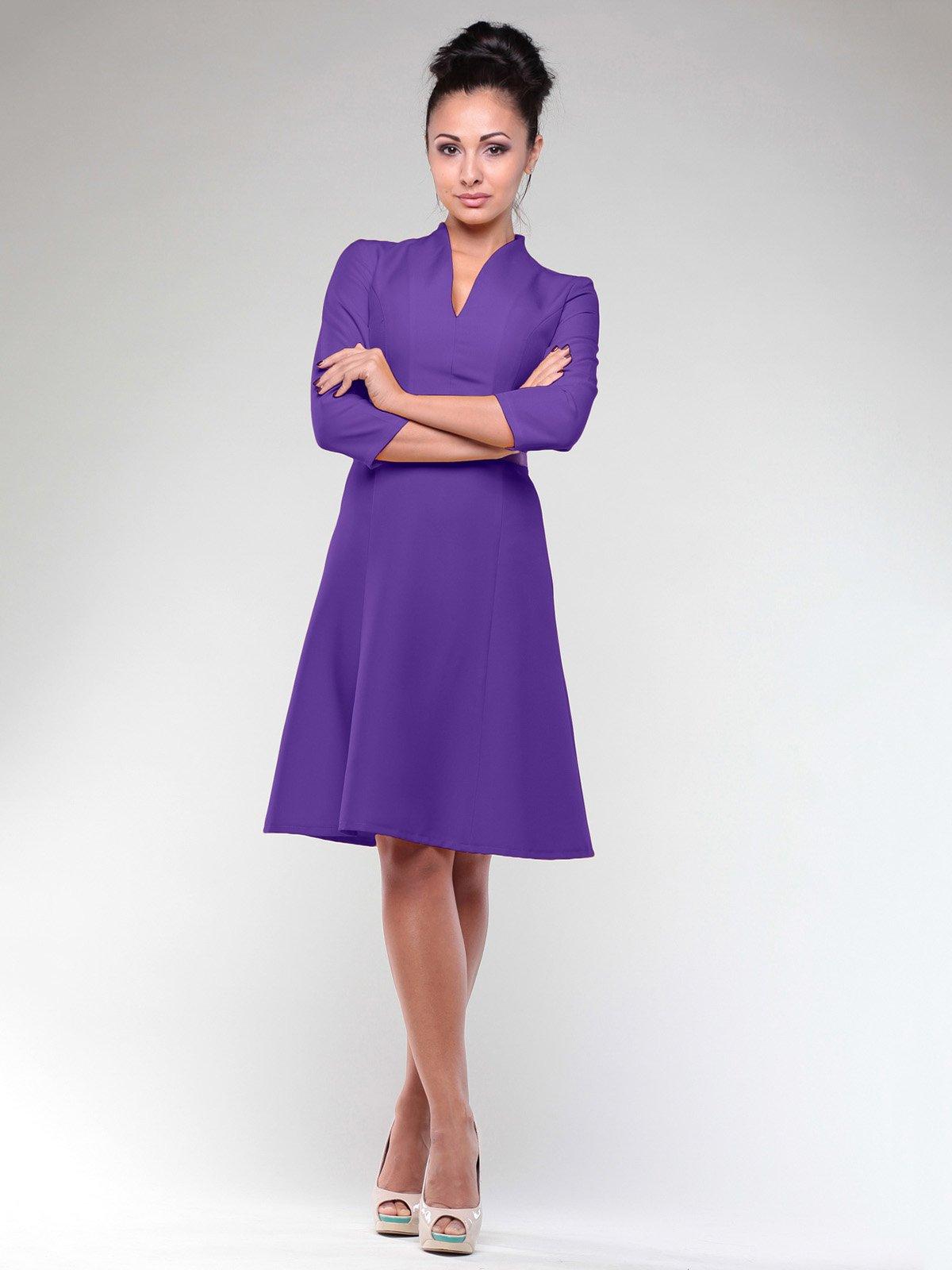 Платье фиалковое | 2005585