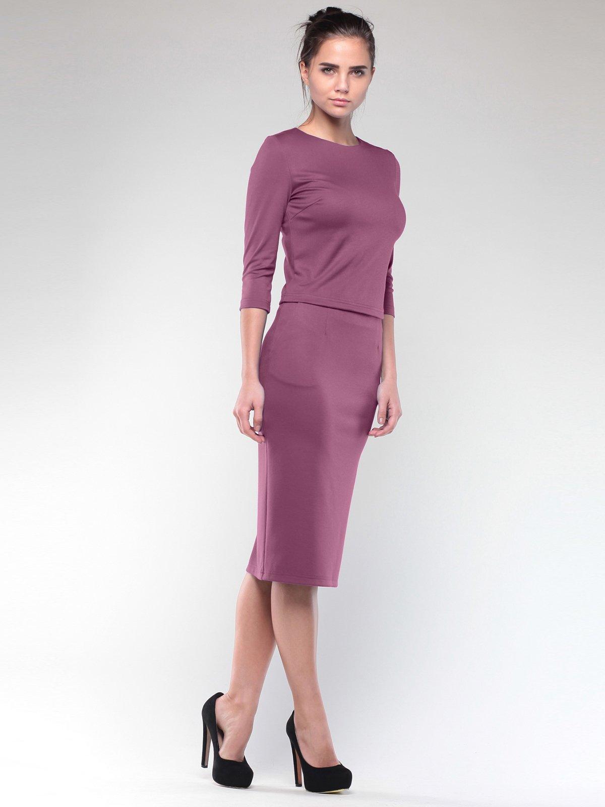 Костюм: блуза і спідниця | 2024204