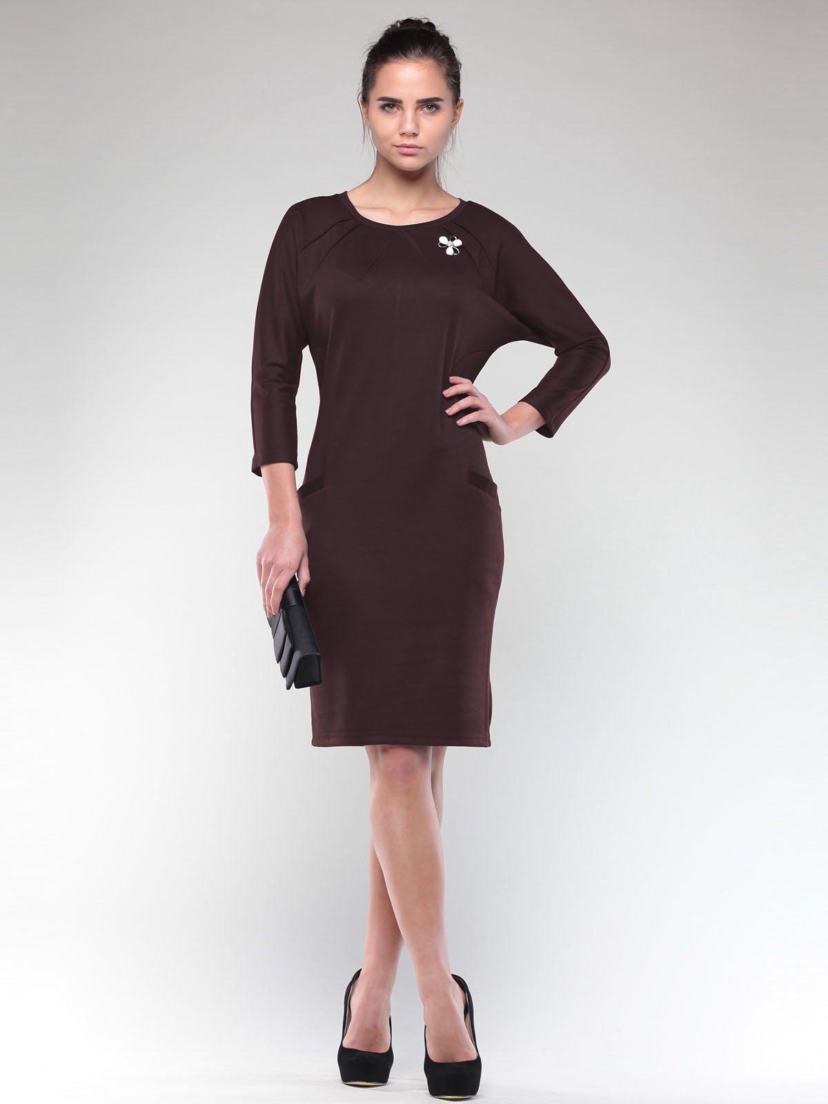 Сукня шоколадна | 2029309