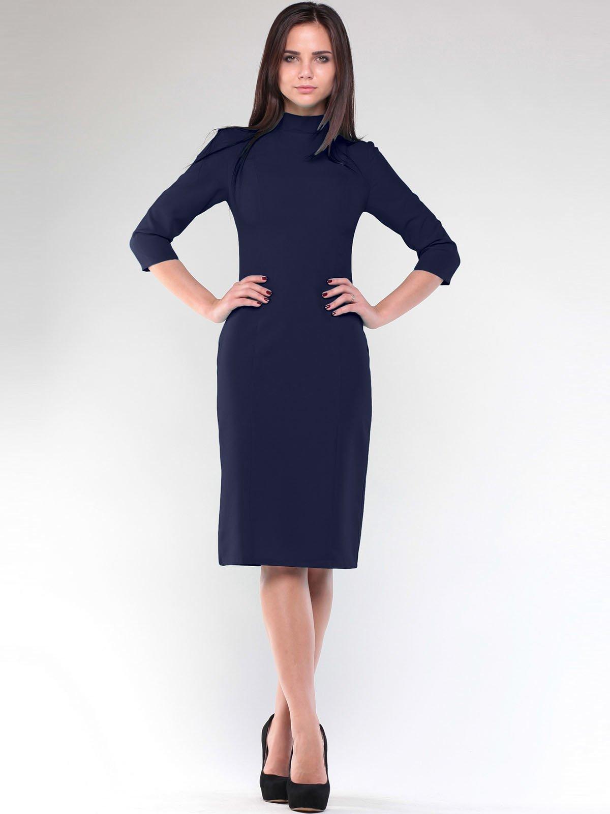 Сукня темно-синя | 2029319