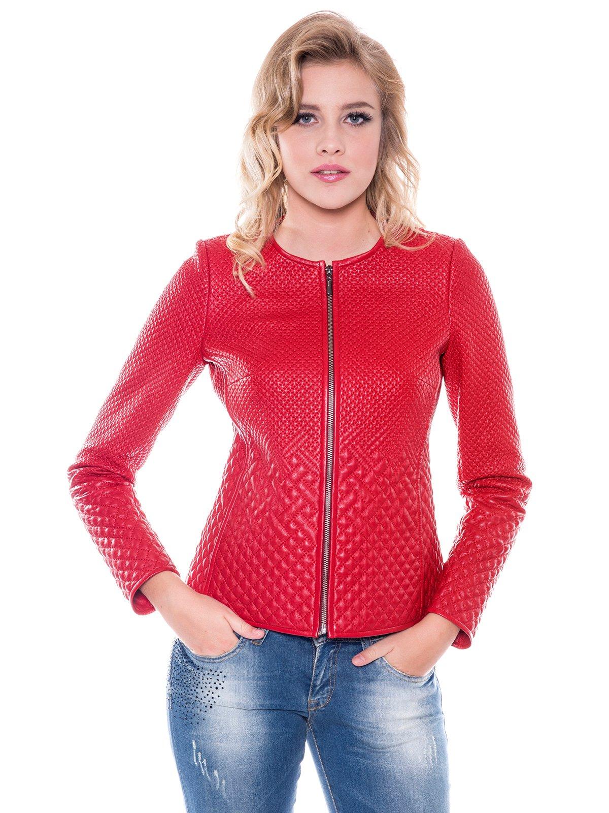 Куртка красная   2033764   фото 2