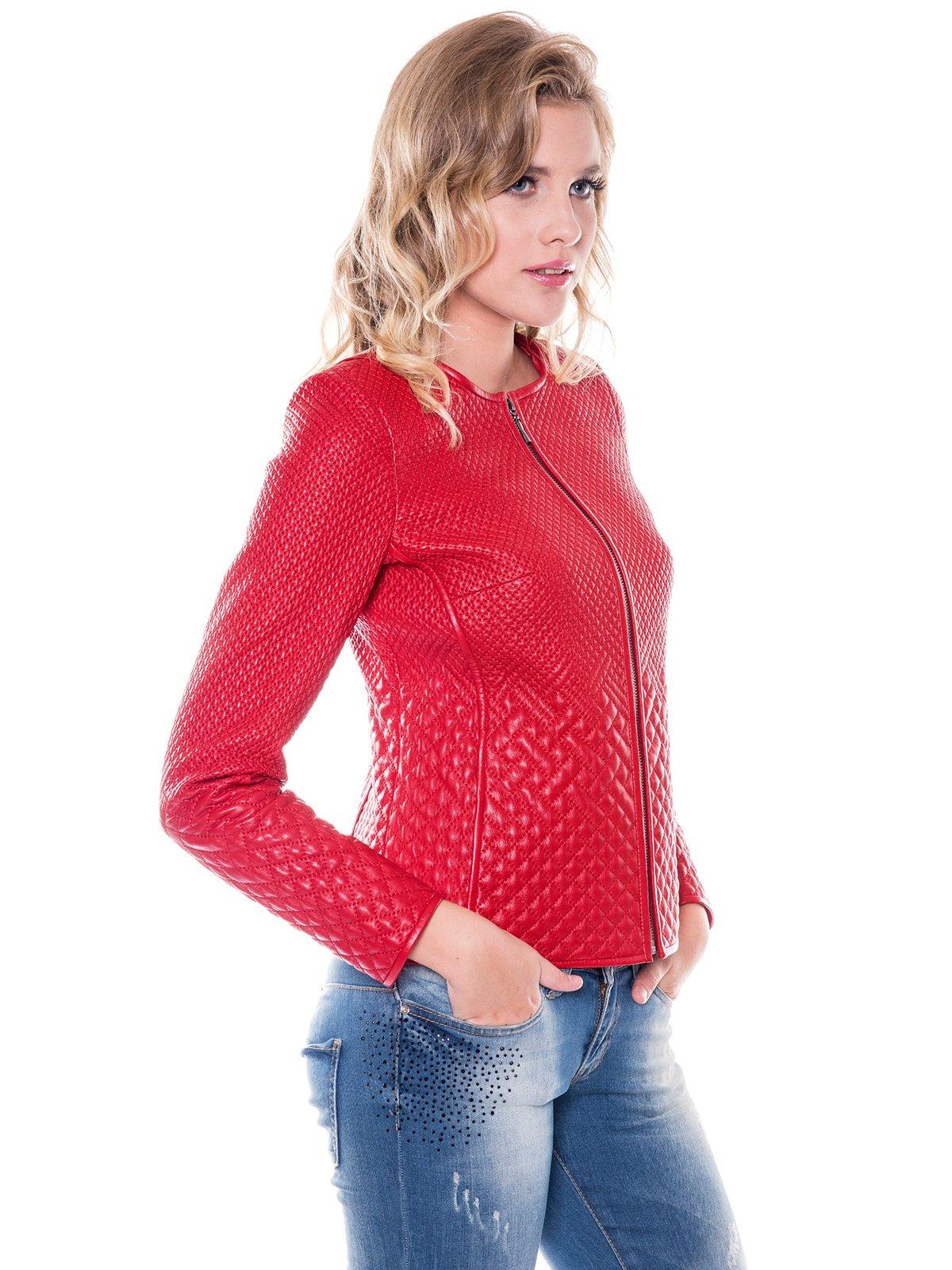Куртка красная   2033764   фото 3