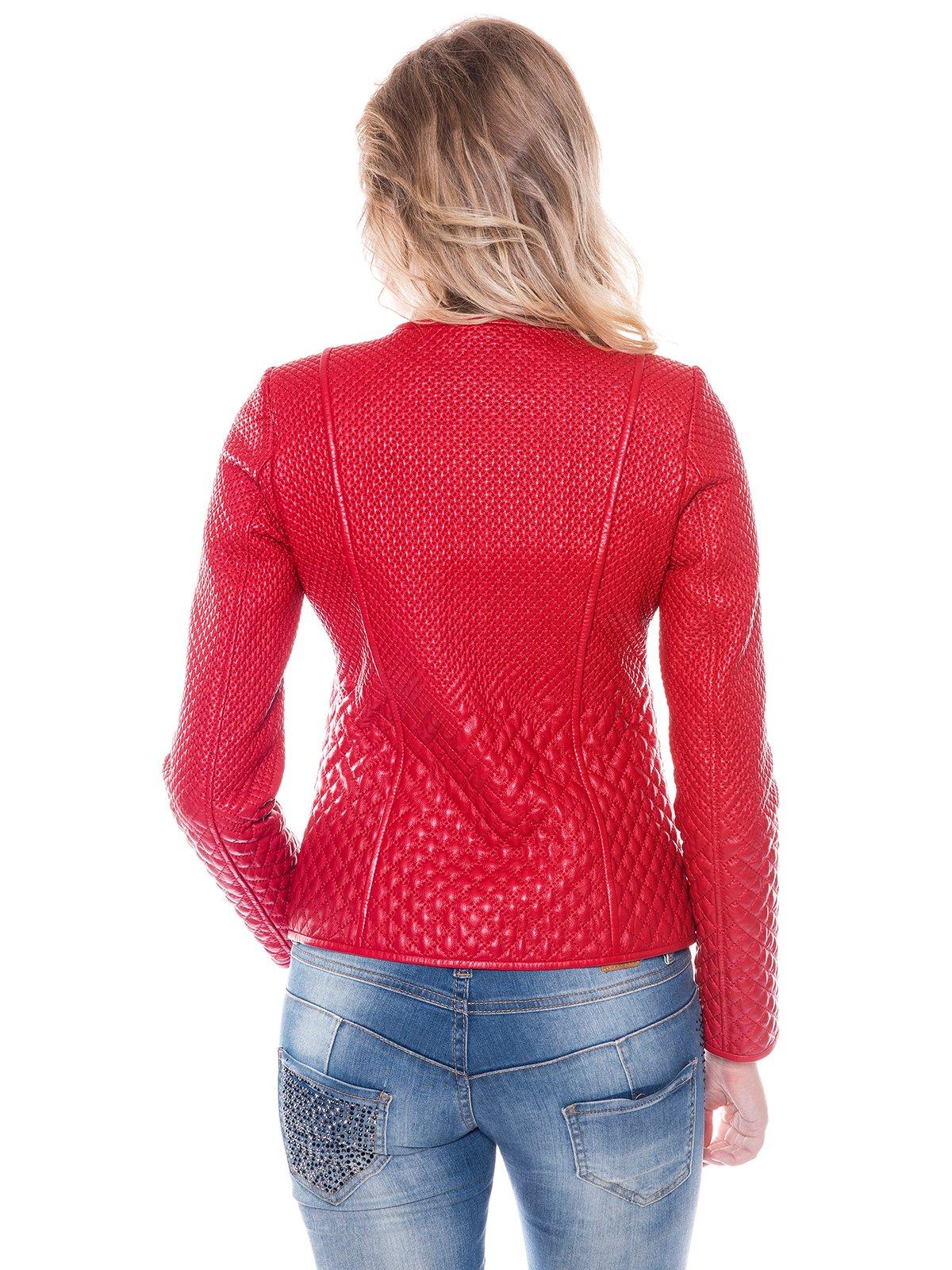 Куртка красная   2033764   фото 5