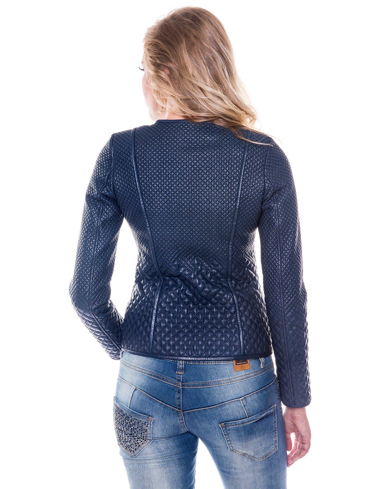 Куртка синяя   2033765   фото 5