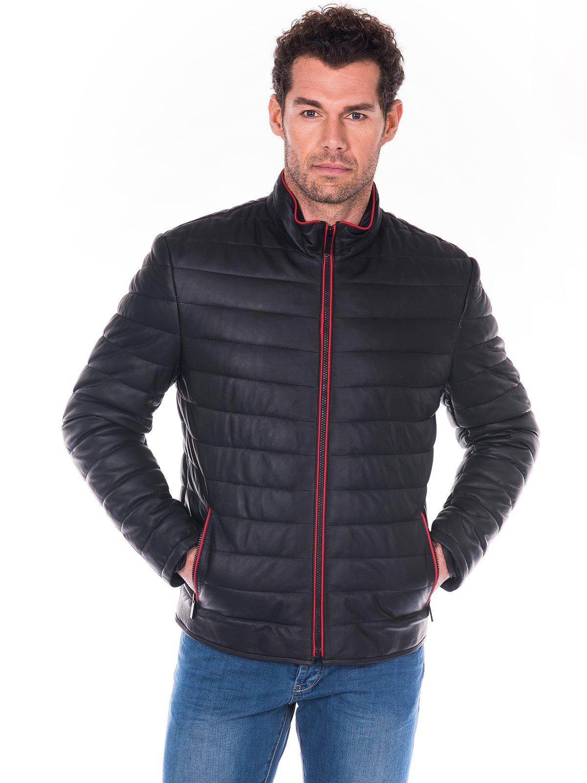 Куртка чорна | 2033791
