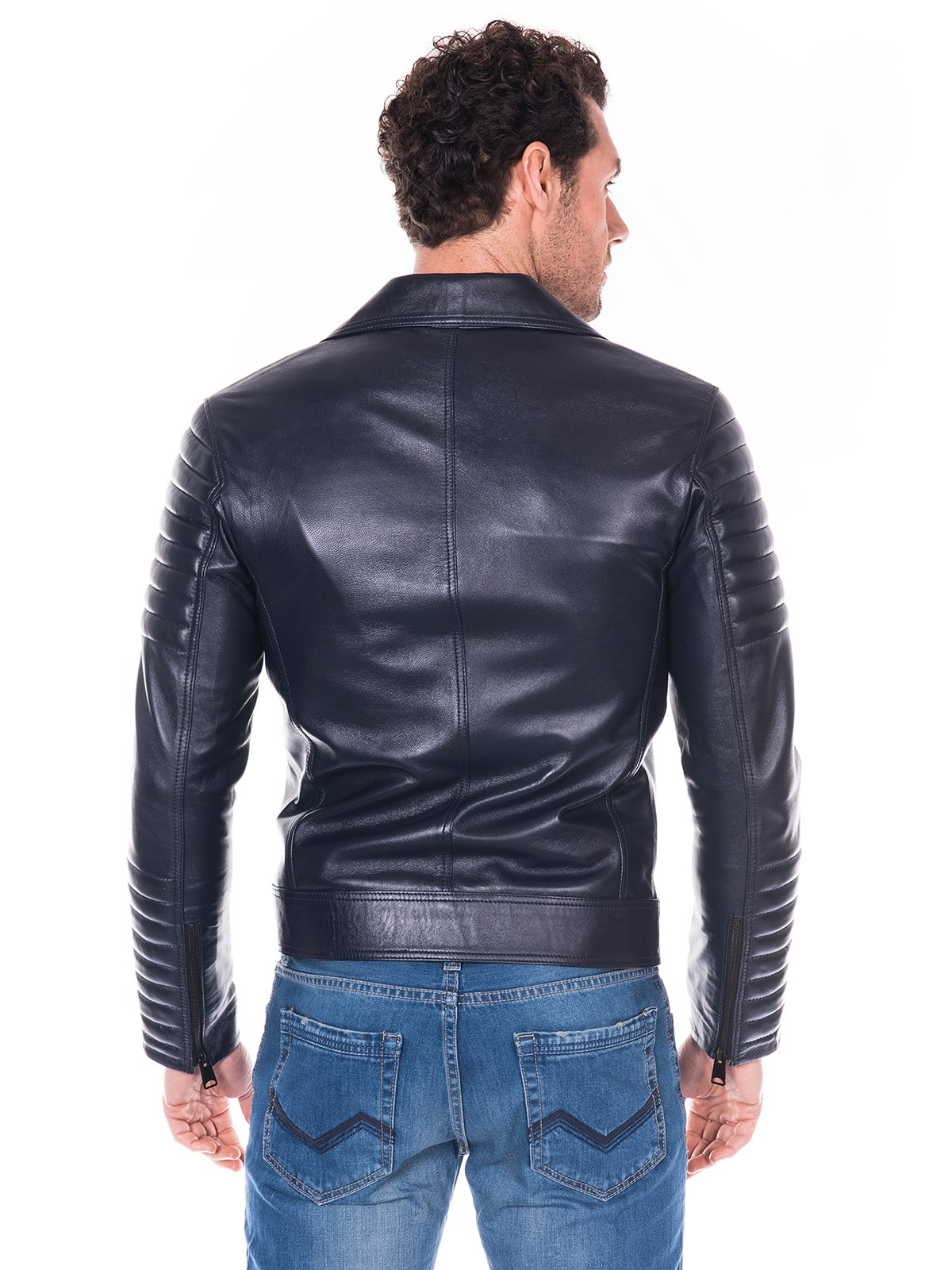 Куртка темно-синяя | 2033812 | фото 5