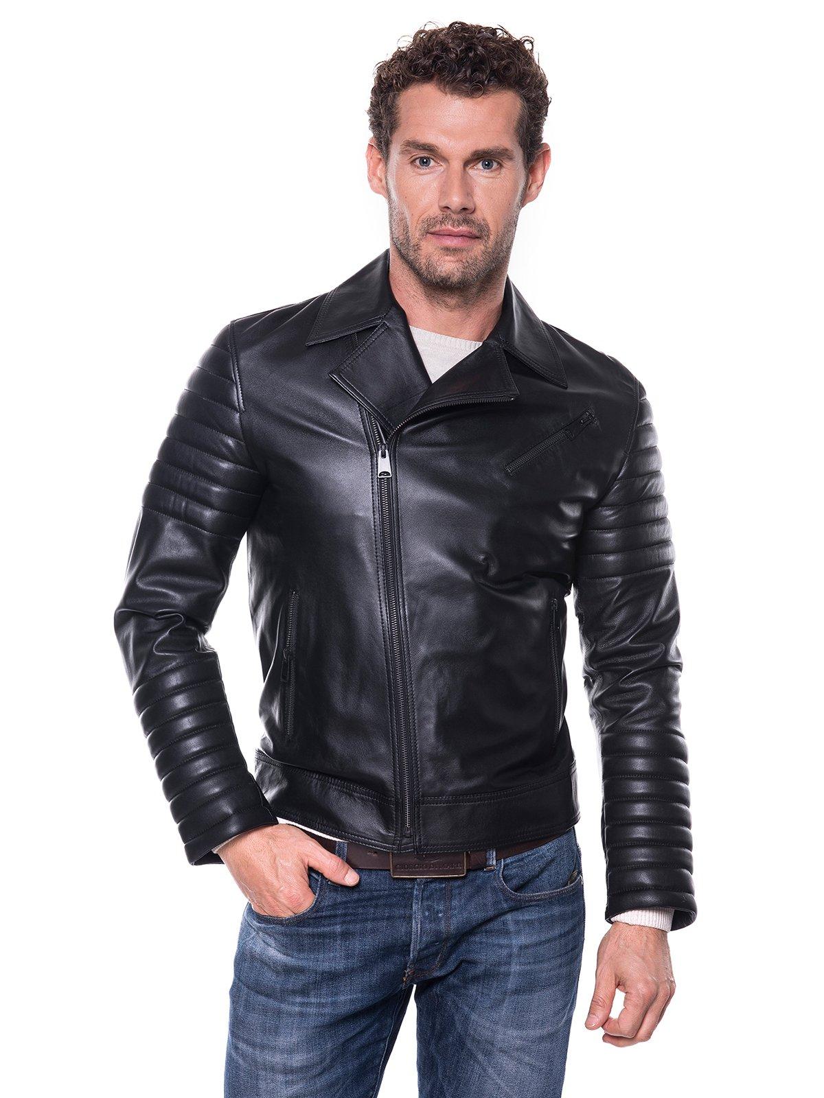Куртка черная | 2033813 | фото 2