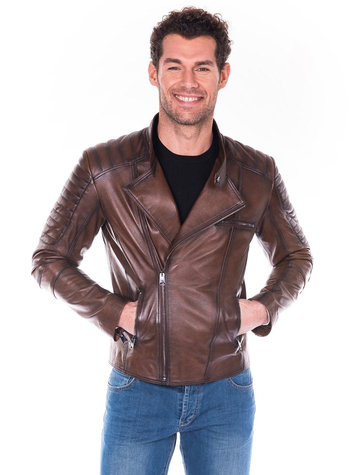 Куртка коричневая | 2033821