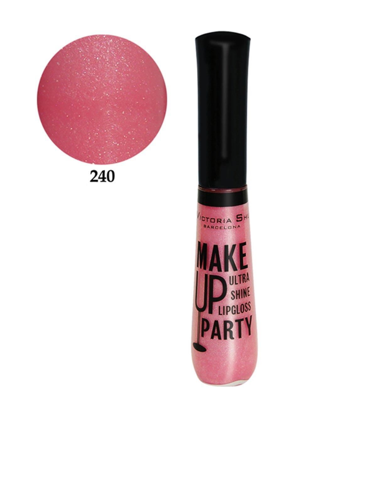 Блеск для губ Make Up Party - №240 (8 мл) | 2052984