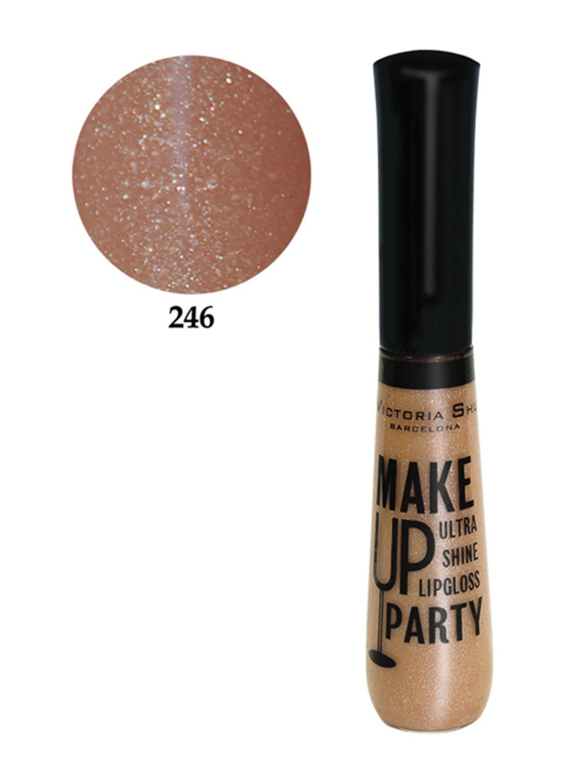 Блеск для губ Make Up Party - №246 (8 мл) | 2052988
