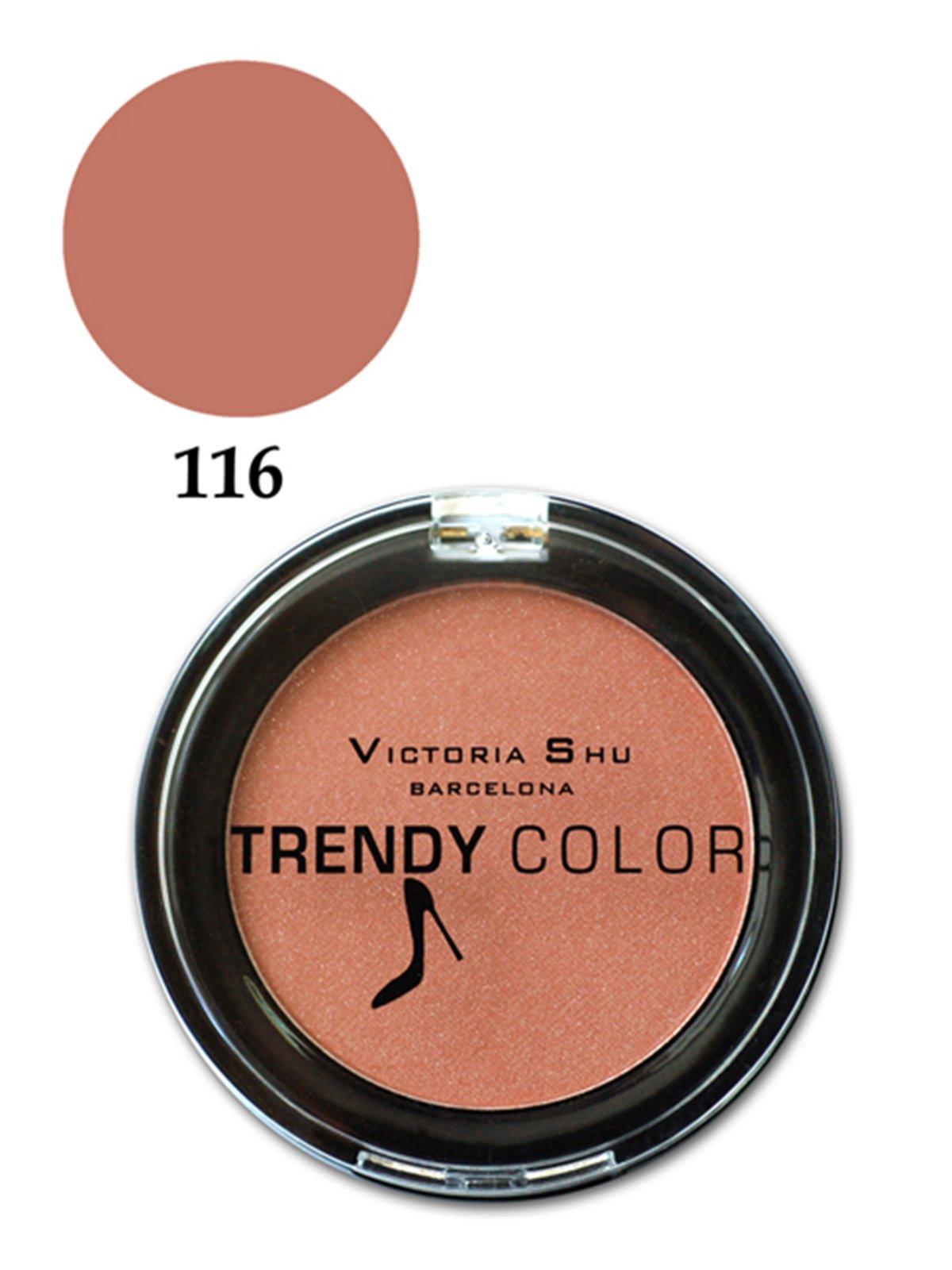 Румяна компактные Trendy Colour - №116 (2,5 г)   2053001