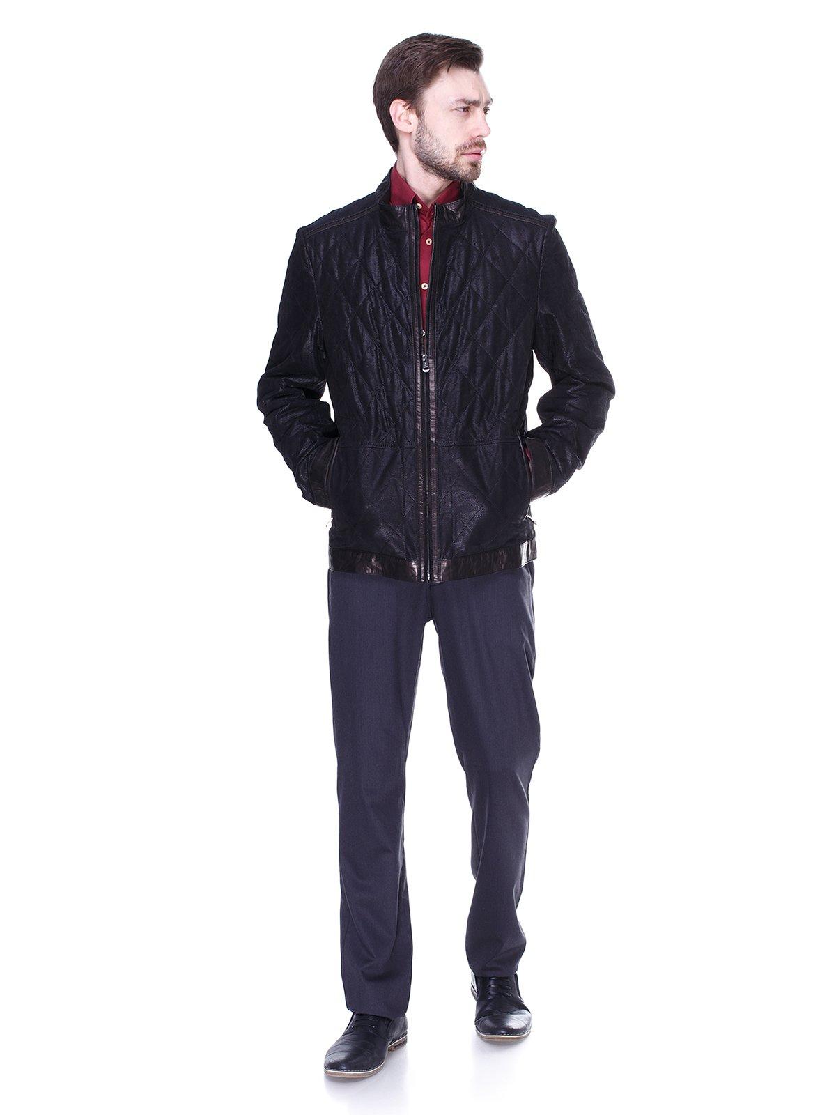 Куртка чорна | 1848770 | фото 4