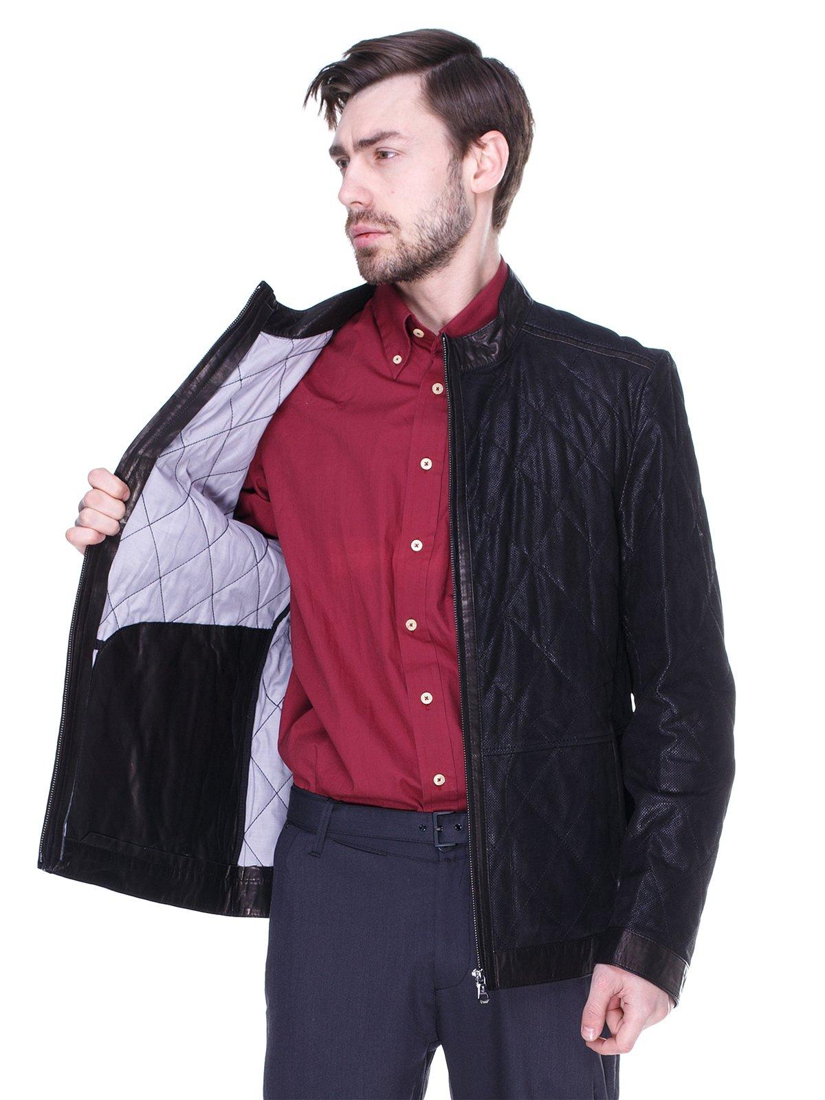 Куртка чорна | 1848770 | фото 5