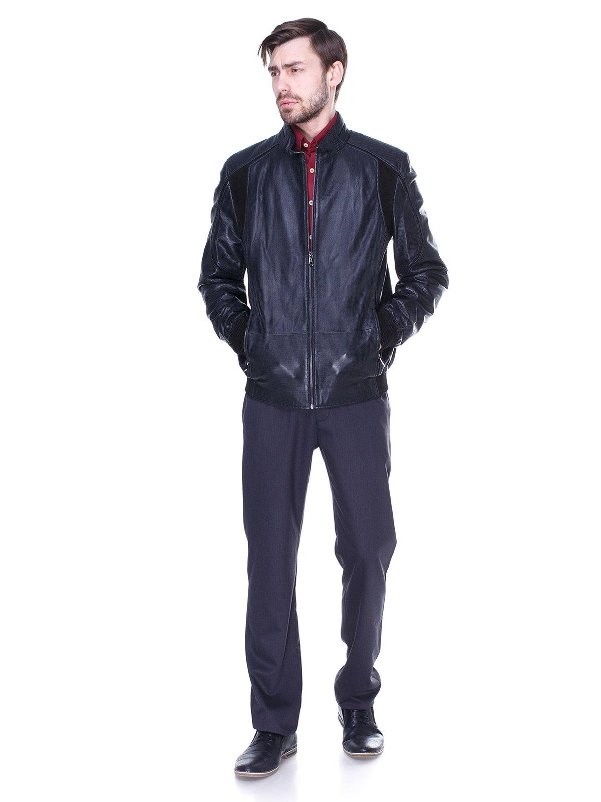 Куртка чорна | 1833598 | фото 4