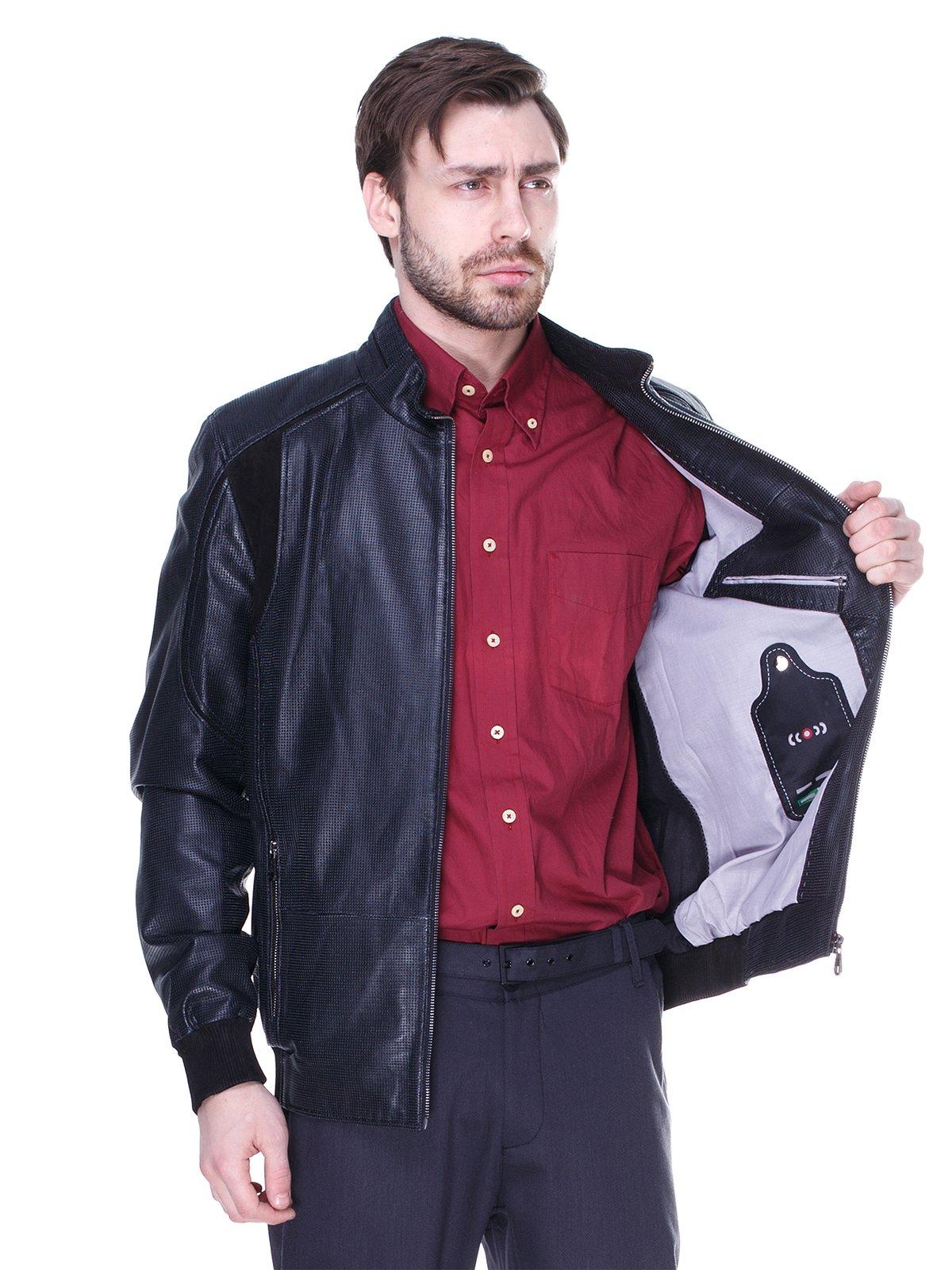 Куртка чорна | 1833598 | фото 5