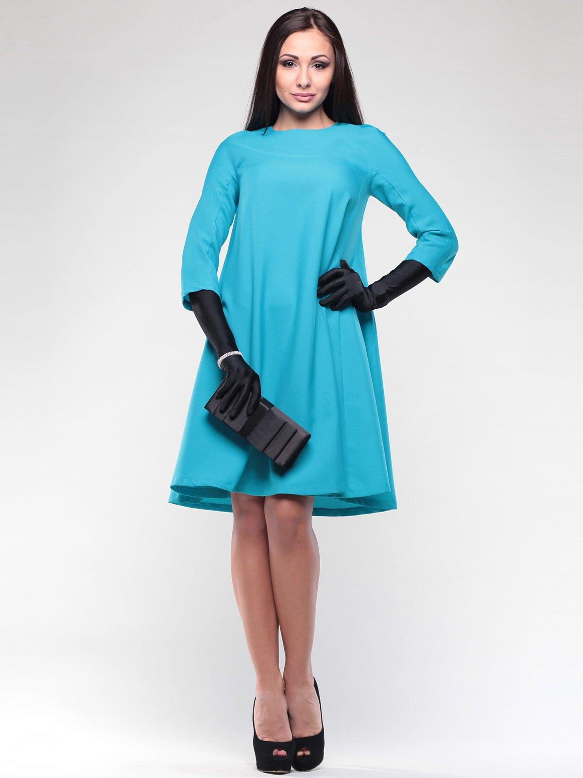 Сукня бірюзова | 2056826