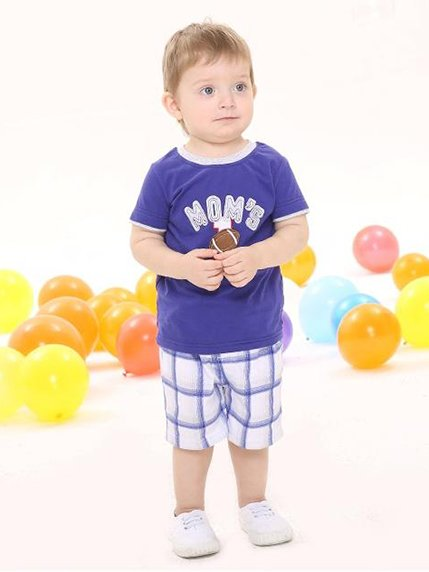 Комплект: футболка і шорти   2063546