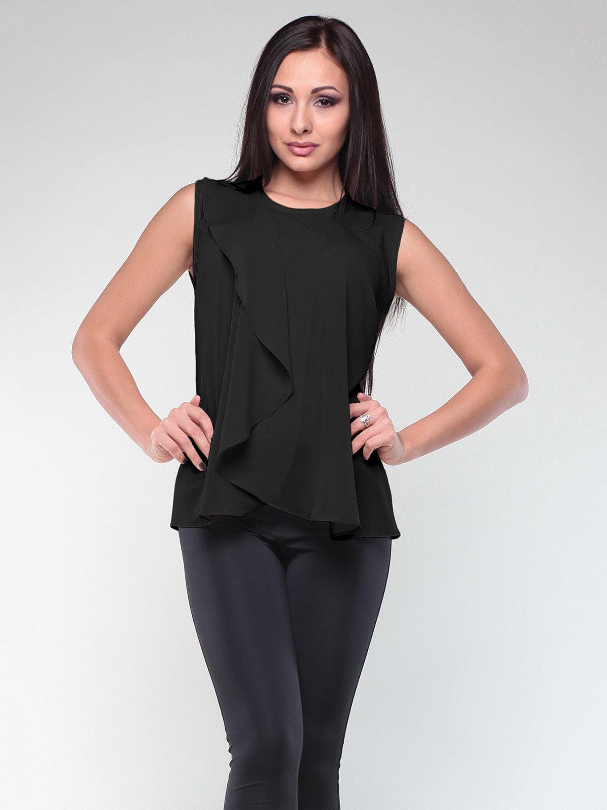 Блуза черная | 2067894