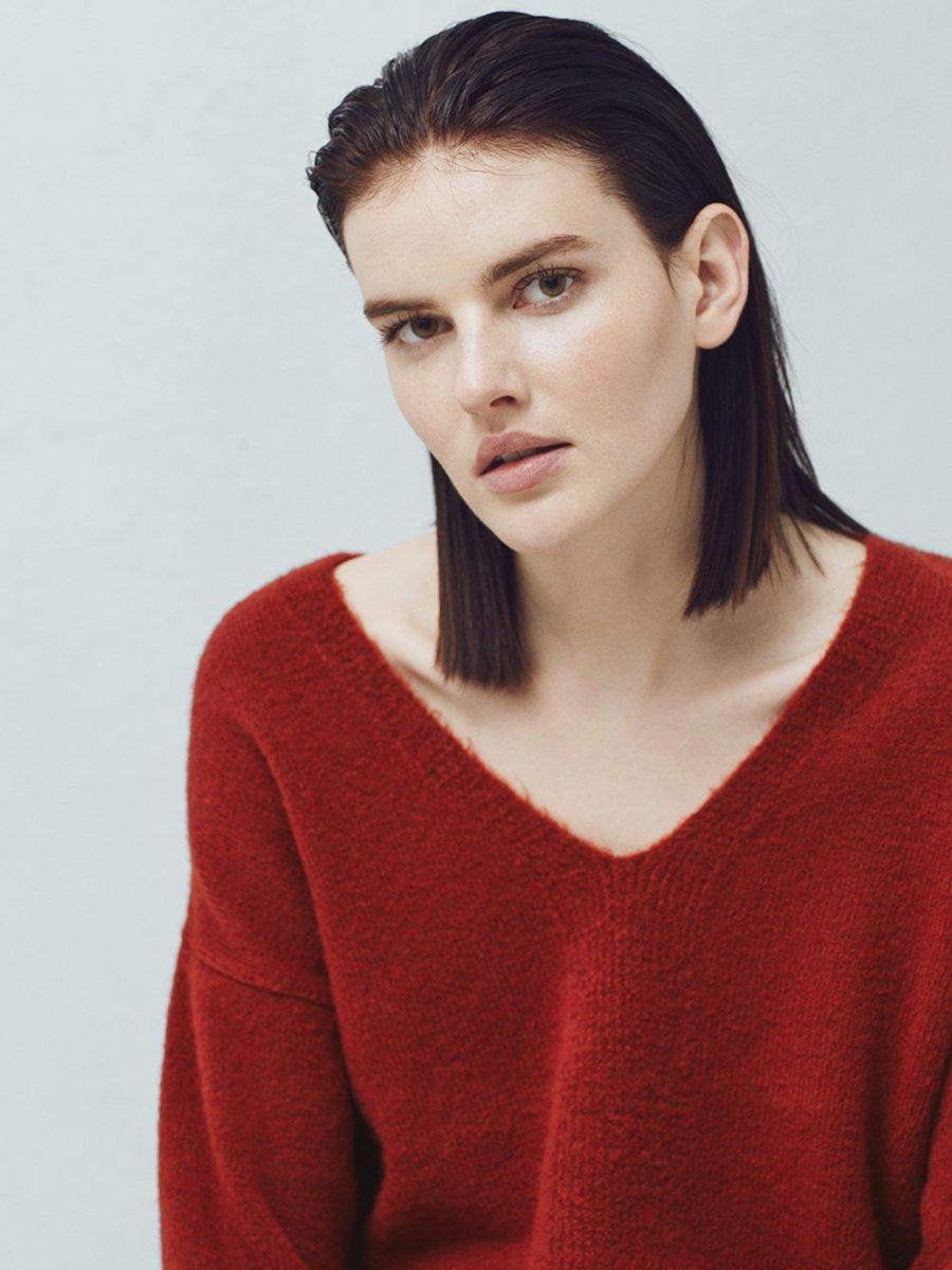 Пуловер терракотовый | 2076692 | фото 6