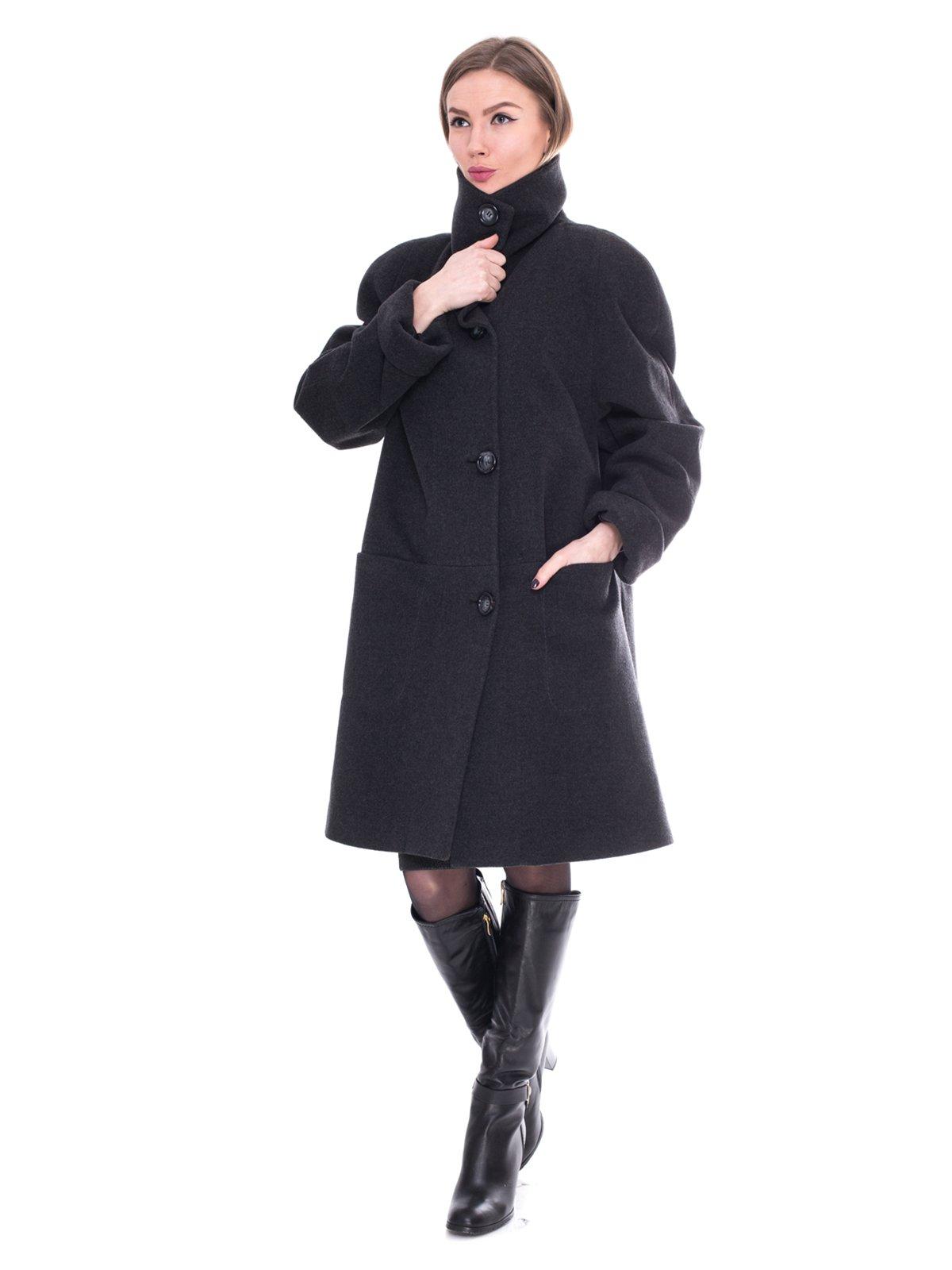 Пальто серое   2083615