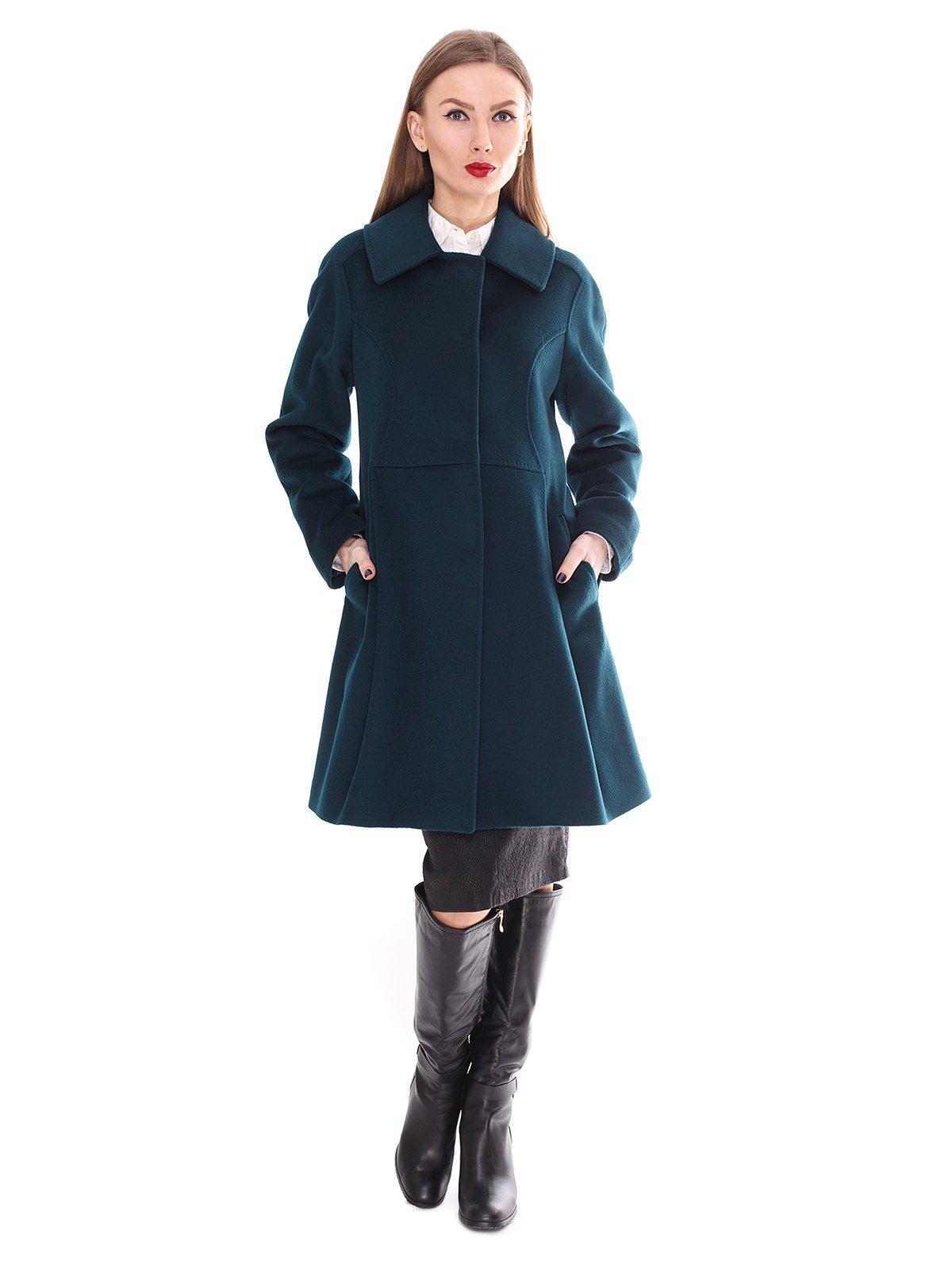 Пальто зеленое | 2083638
