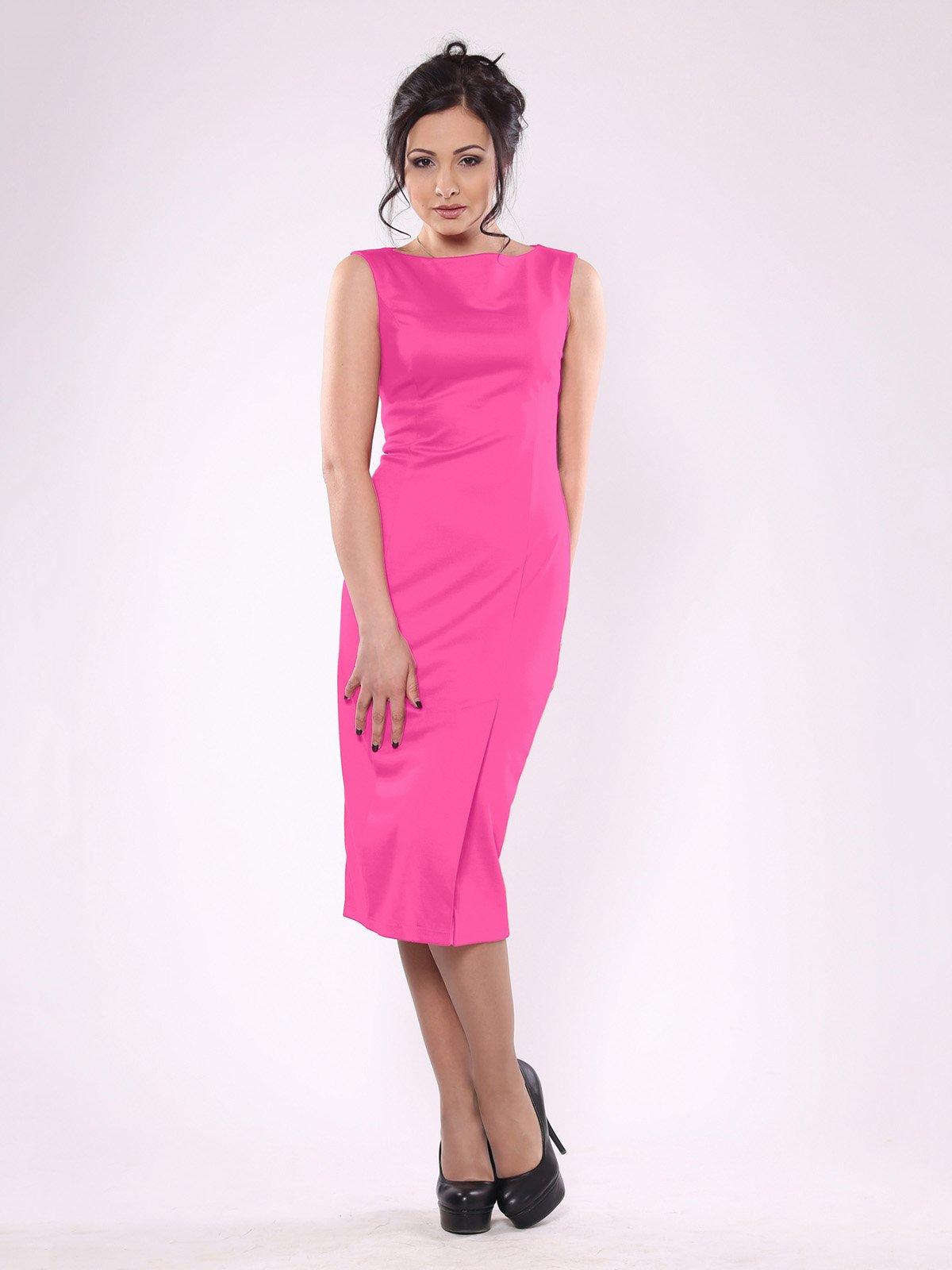 Платье цвета фуксии | 2076731
