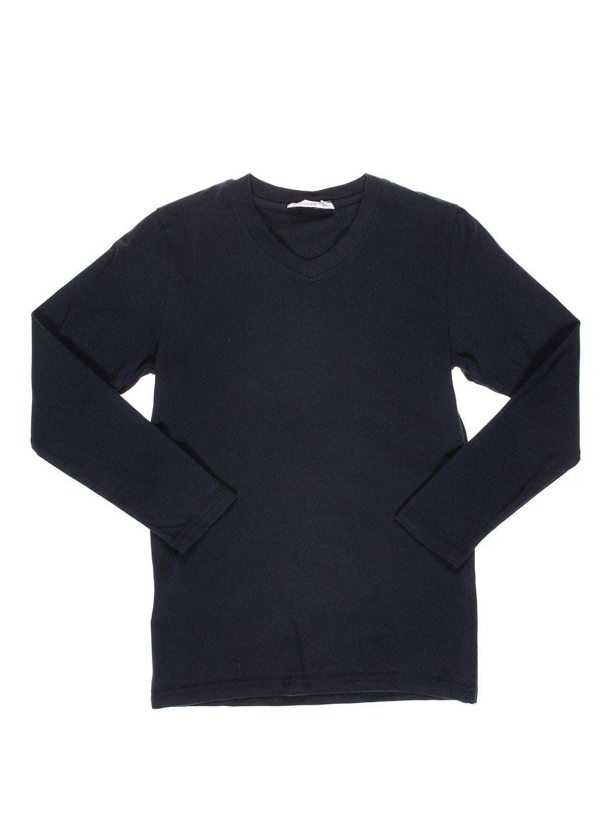 Пуловер синий | 2075207