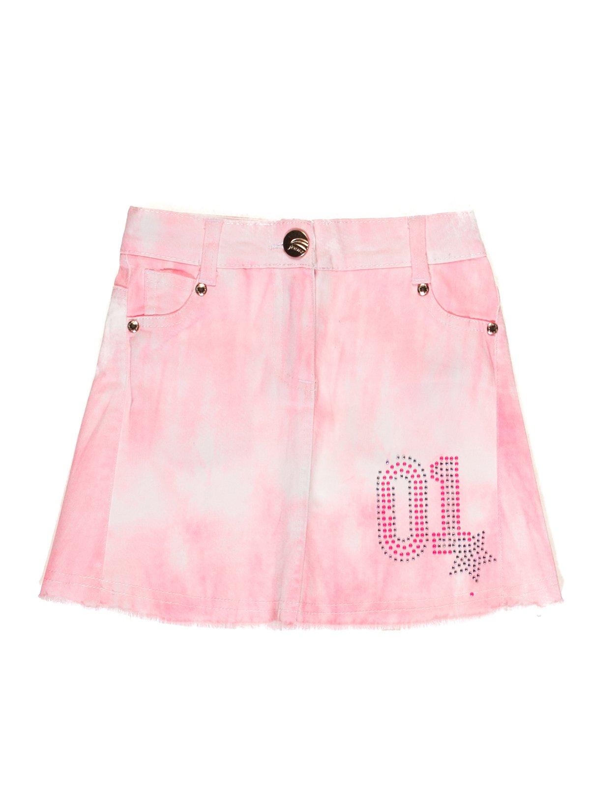 Юбка розовая | 2075105