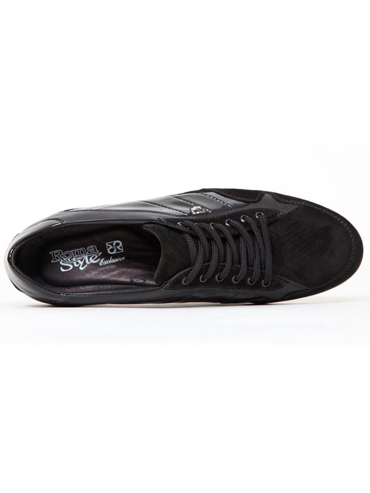 Туфли черные | 2086141 | фото 3