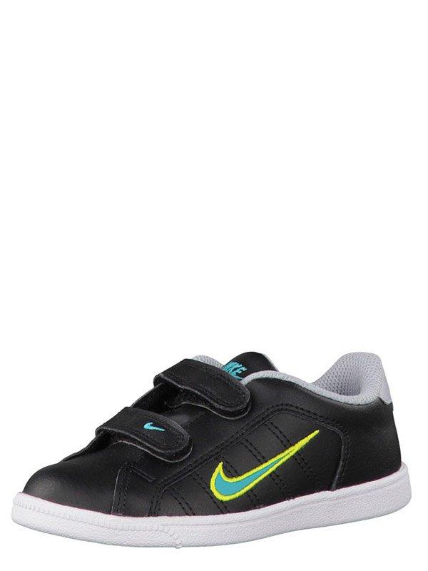 Кросівки чорні Court Tradition | 2071189