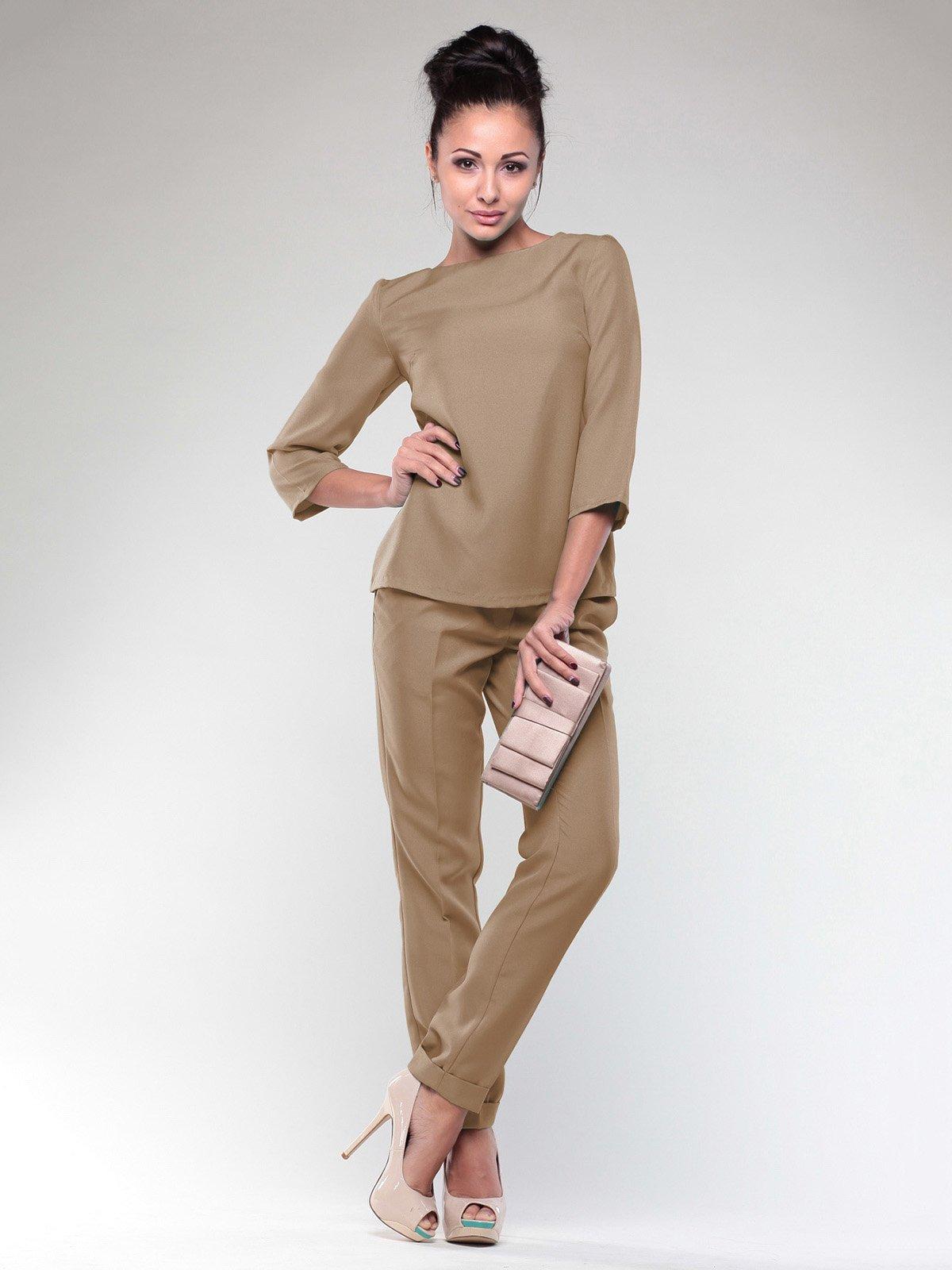Костюм: блуза и брюки | 2076038