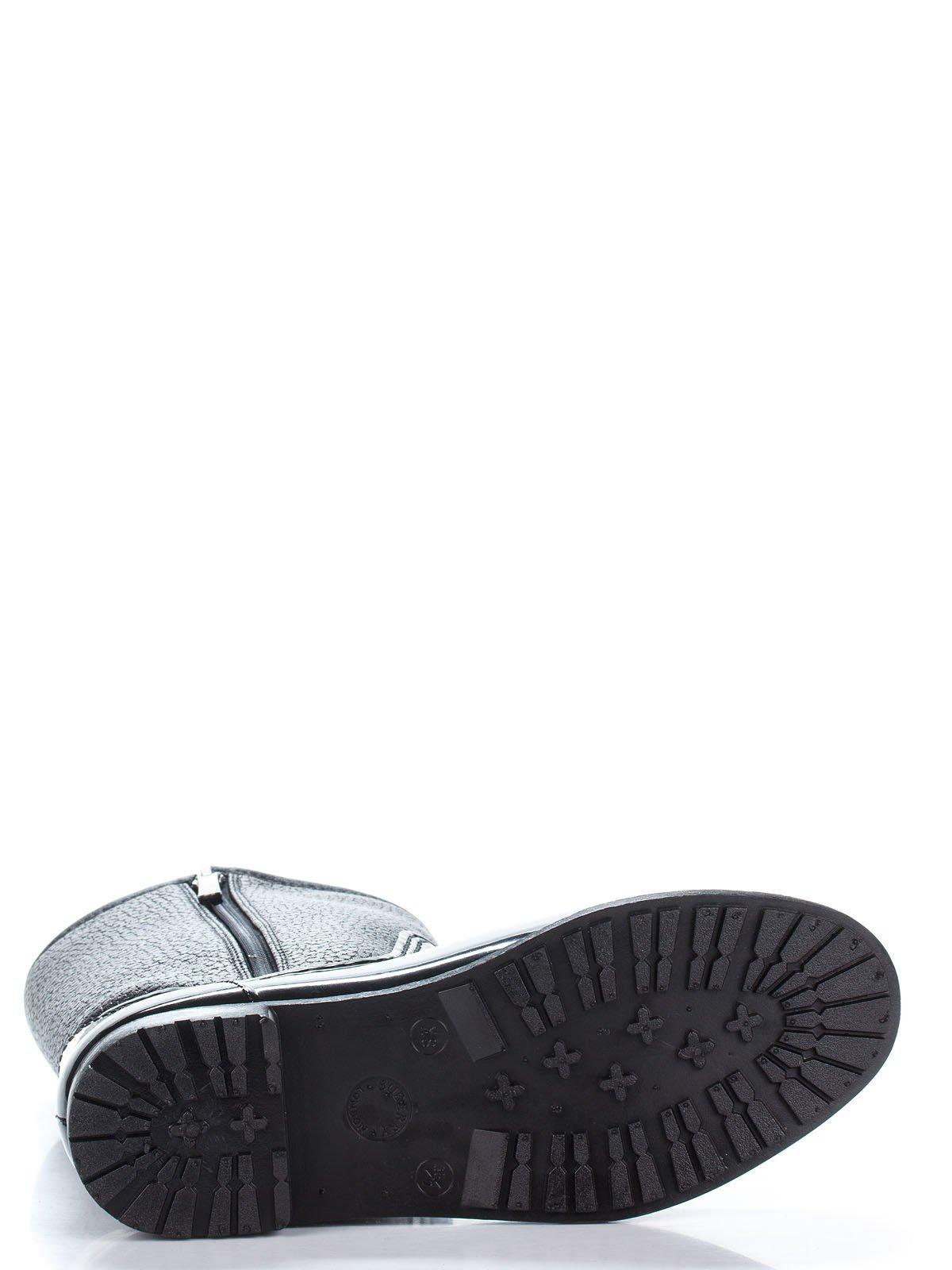Сапоги черные | 2096751 | фото 4