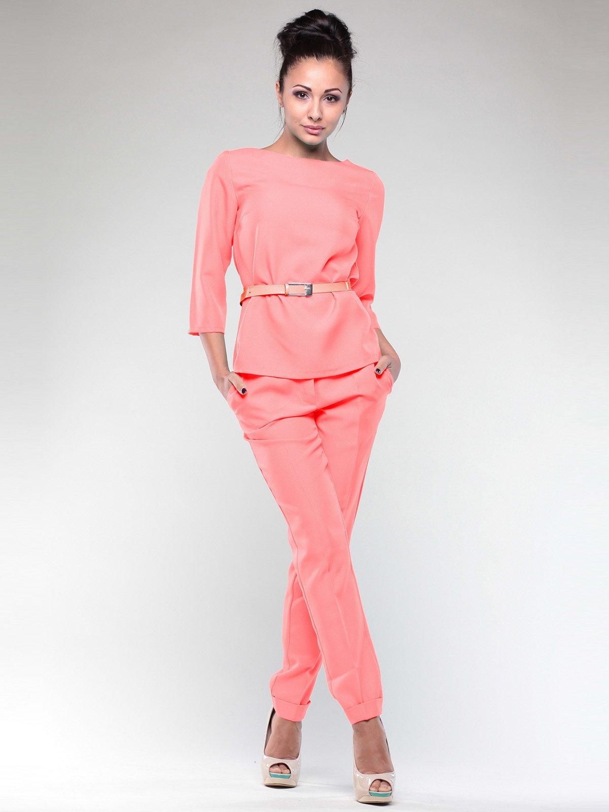 Костюм: блуза и брюки | 2076031