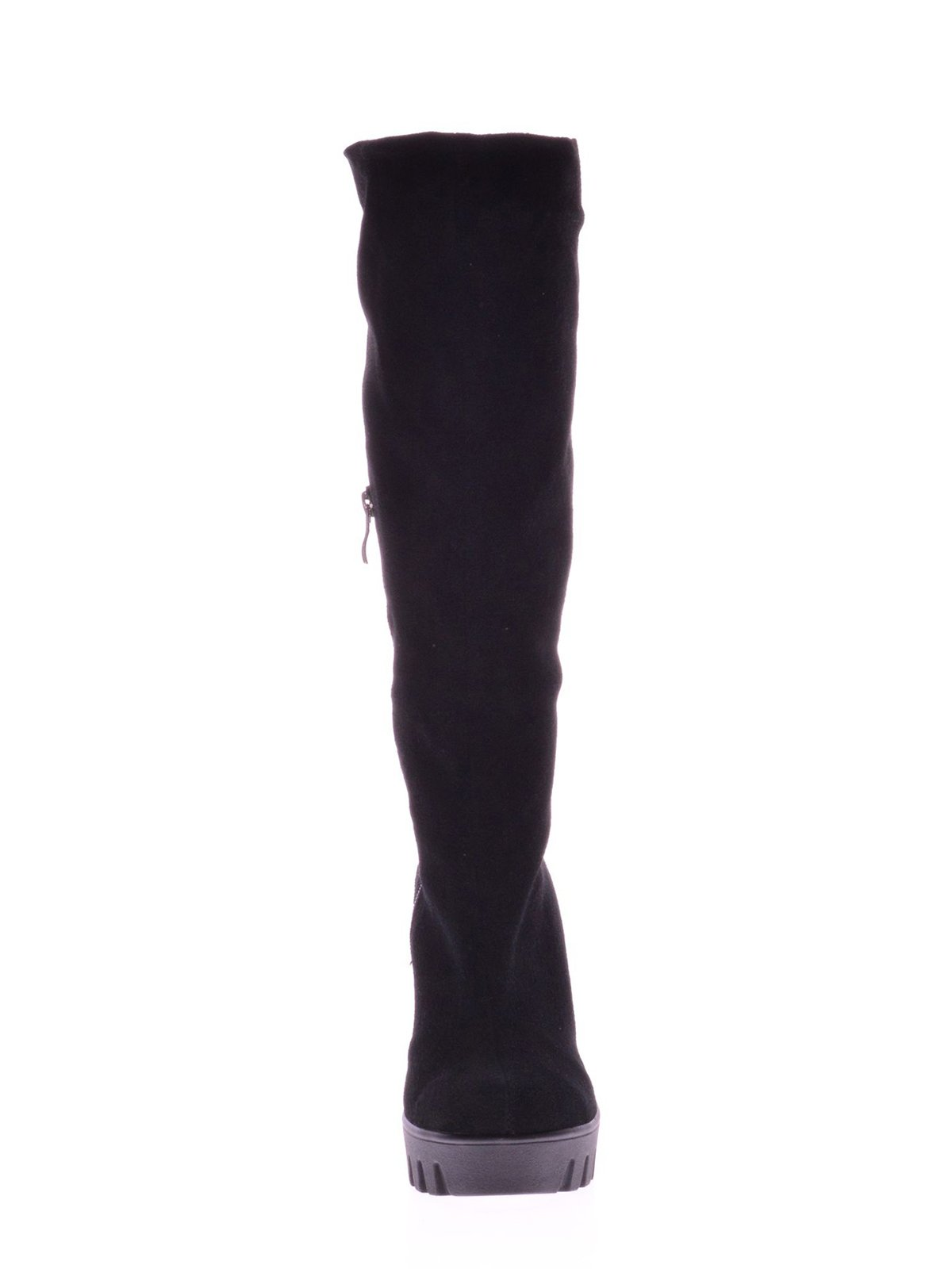 Сапоги черные   2007167   фото 4